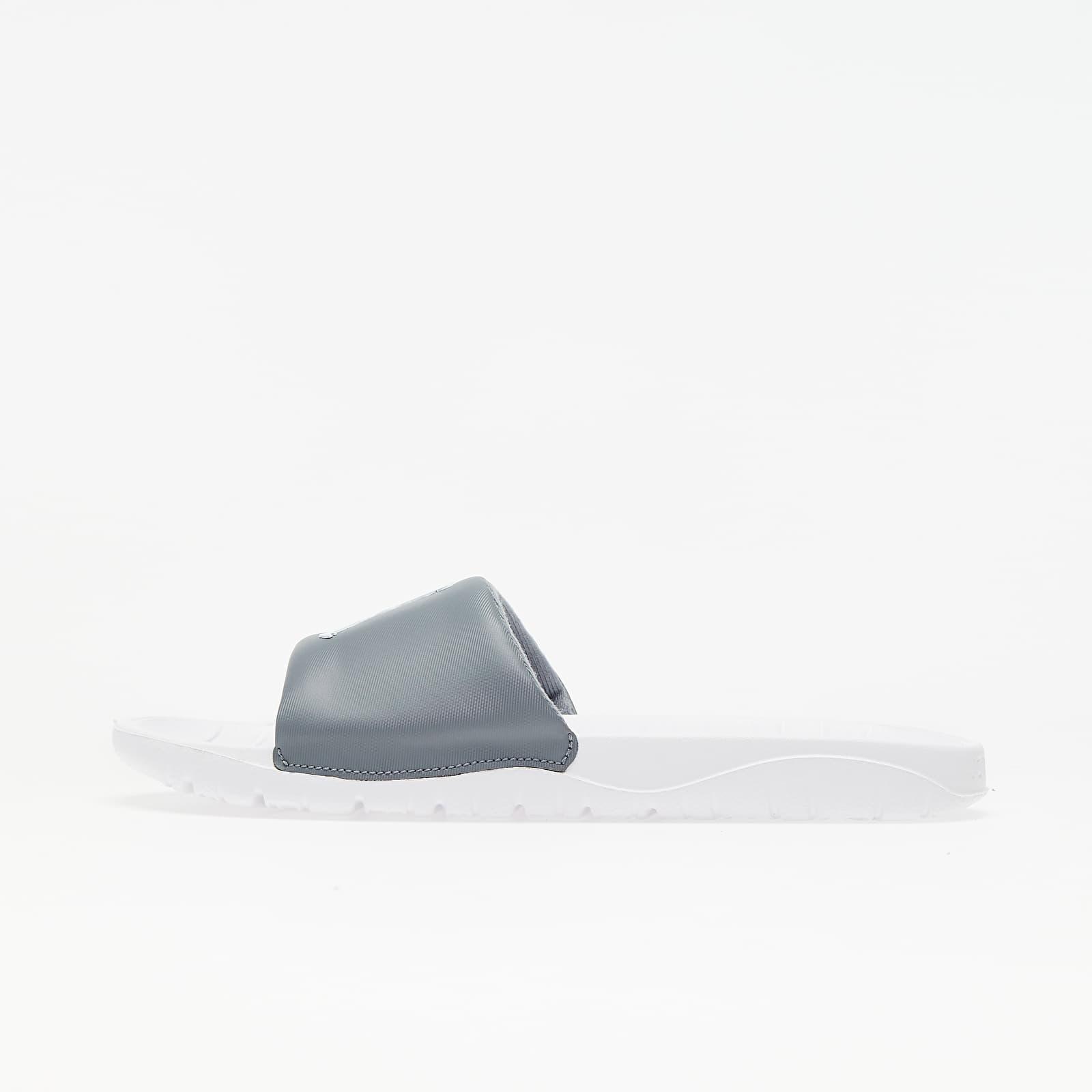 Männer Jordan Break Slide Cool Grey/ White