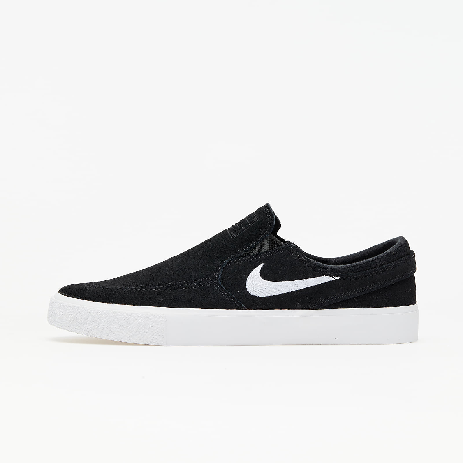 Men's shoes Nike SB Zoom Stefan Janoski Slip RM Black/ White-White