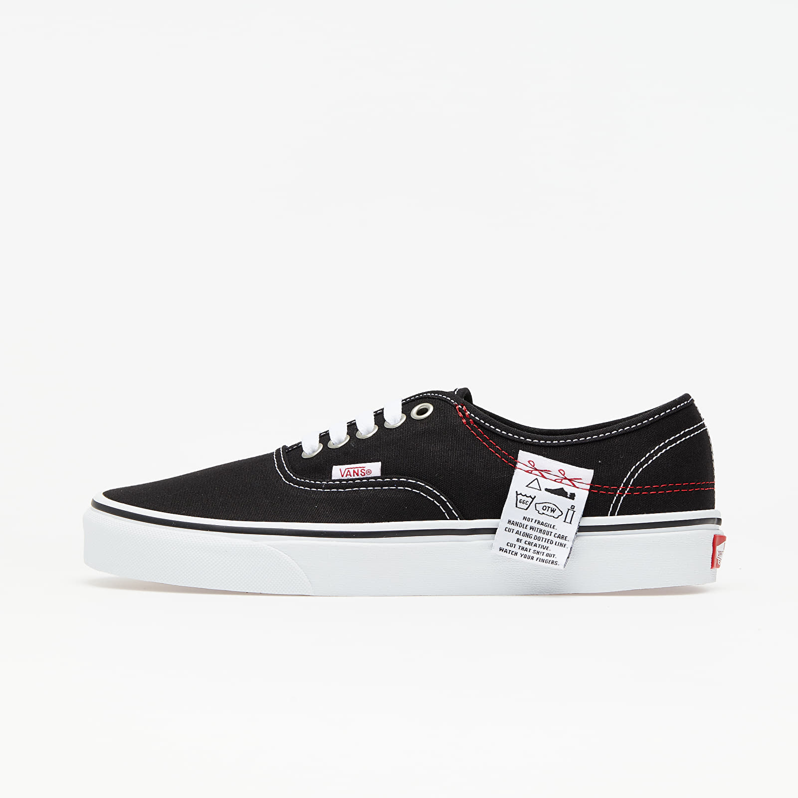 Vans Authentic Hc (Diy) Black/ True White EUR 42.5