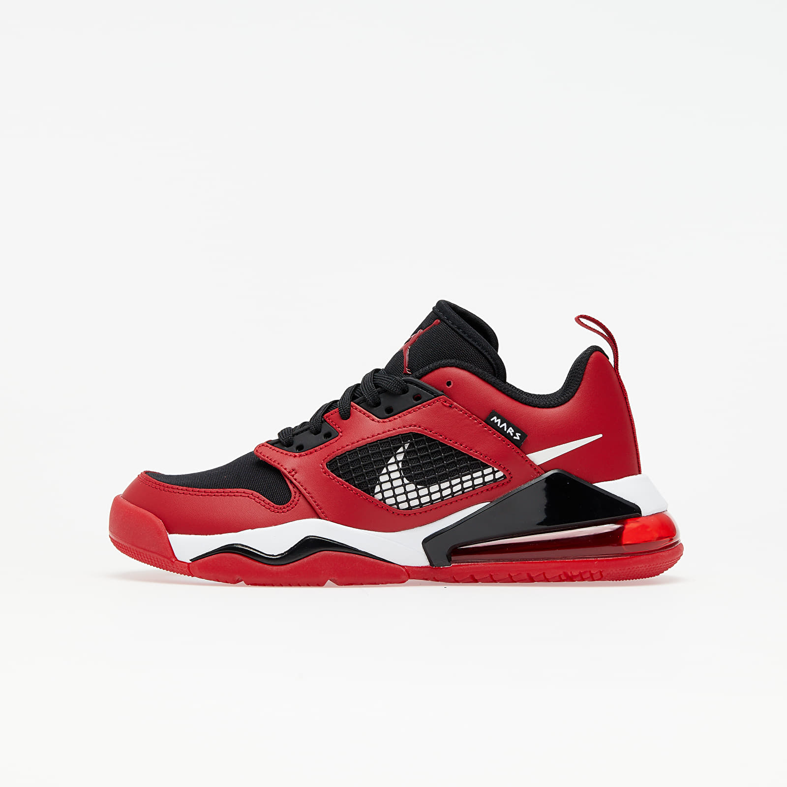 Încălțăminte copii Jordan Mars 270 Low (GS) Gym Red/ White-Black