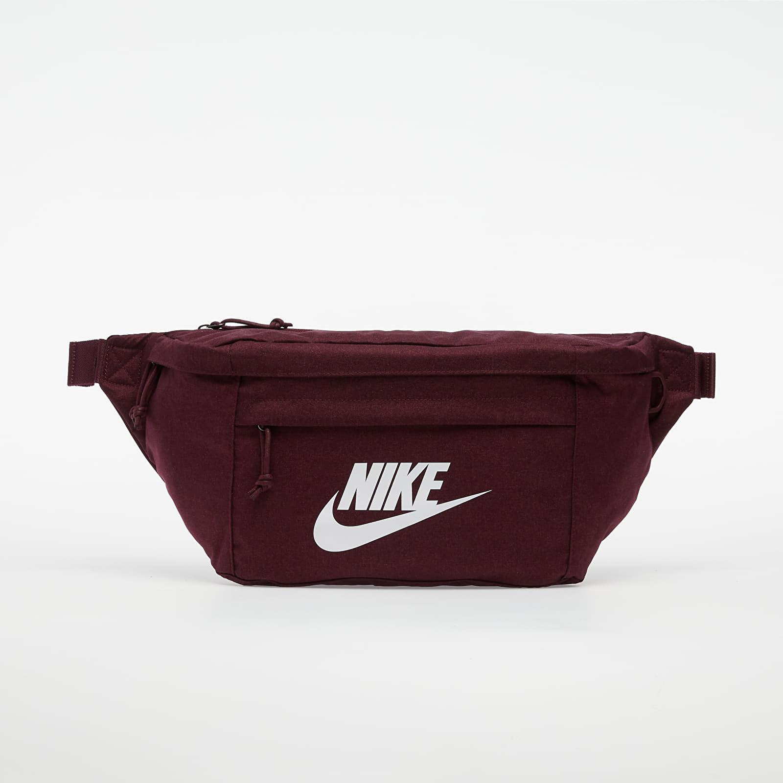 Waist Bags Nike Tech Hip Pack Night Maroon Night Maroon White Footshop