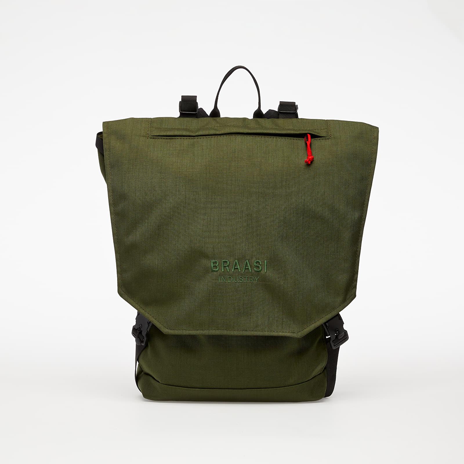 Mochilas Braasi Industry Klopista Backpack Olive