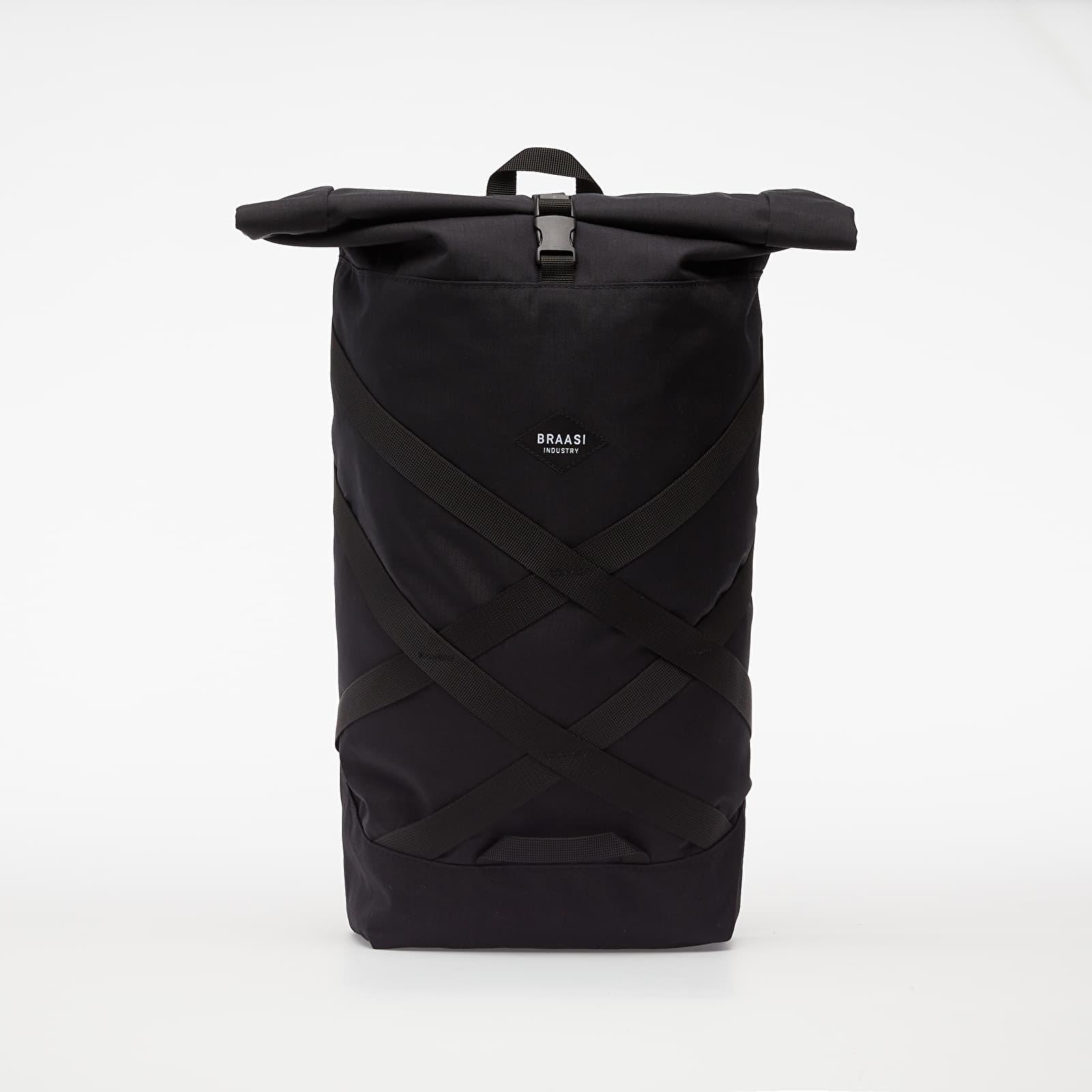 Backpacks Braasi Industry Henri Backpack Black