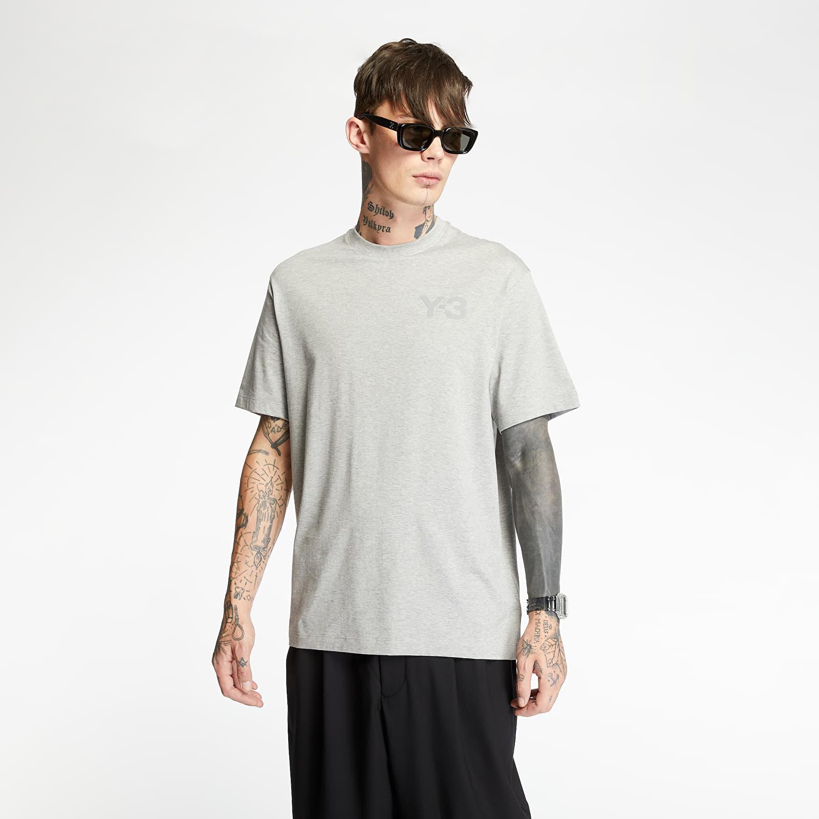 T-shirts Y-3 Classic Tee Grey