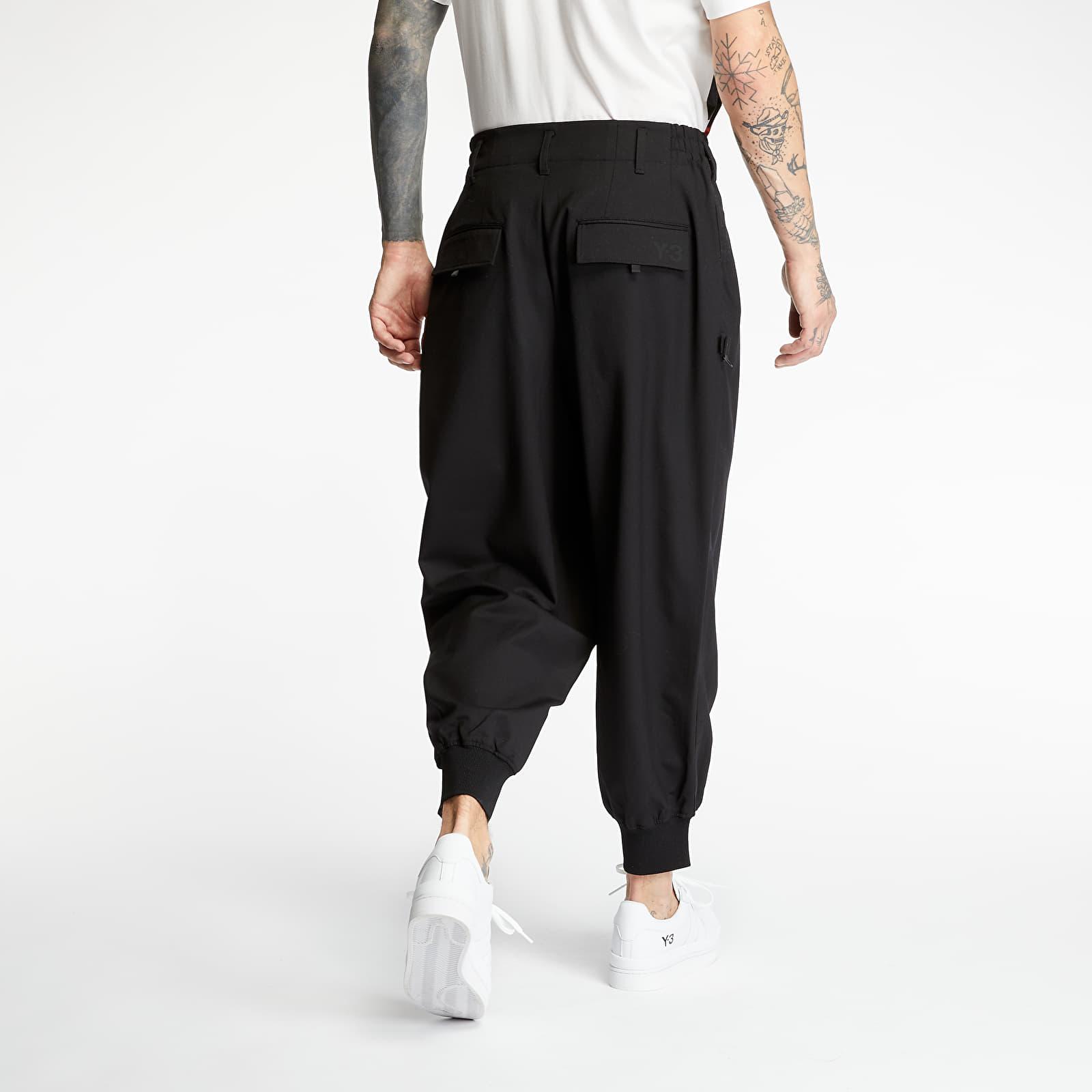 Pants and jeans Y-3 Pants Black