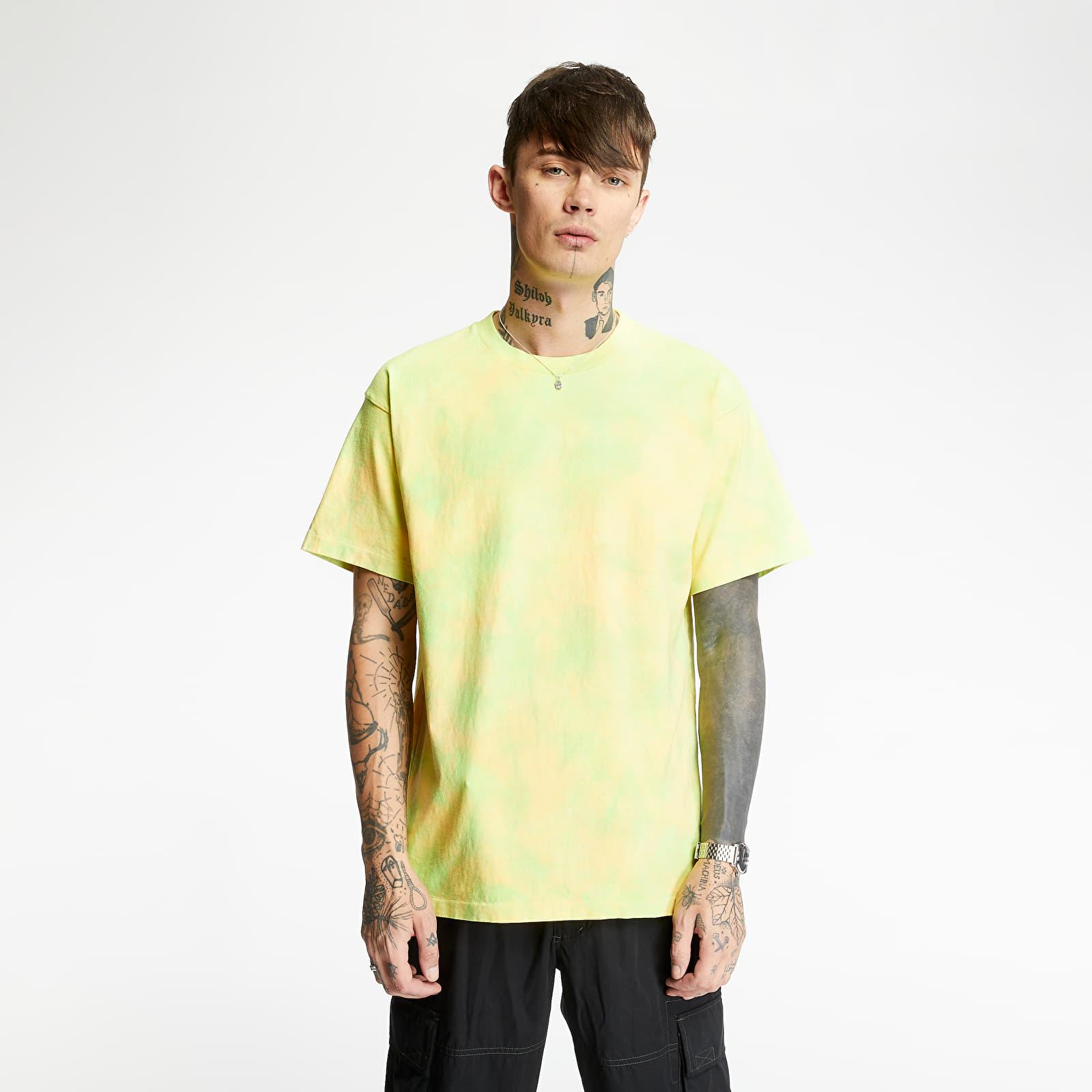 T-shirts John Elliott Marble Mix University Tee Green