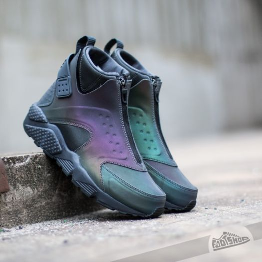 info for 3d701 60e74 Nike W Air Huarache Run Mid Premium Anthracite/ Menta ...