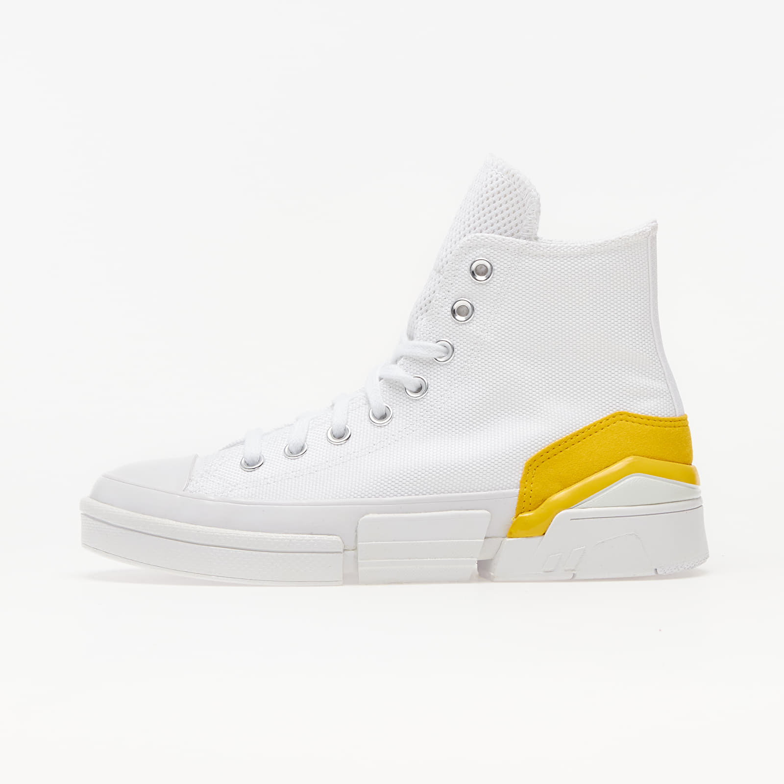 Women's shoes Converse CPX70 Hi White/ Speed Yellow/ Black