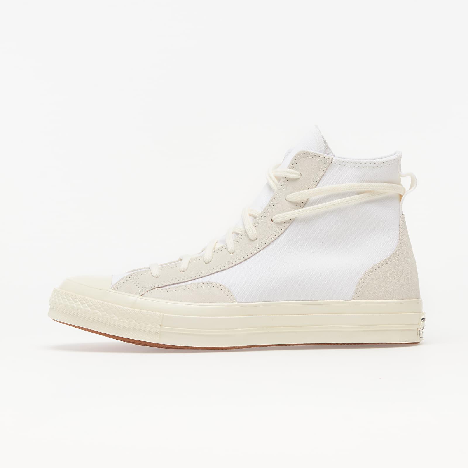 Men's shoes Converse Chuck 70 Hi White/ Egret/ Egret
