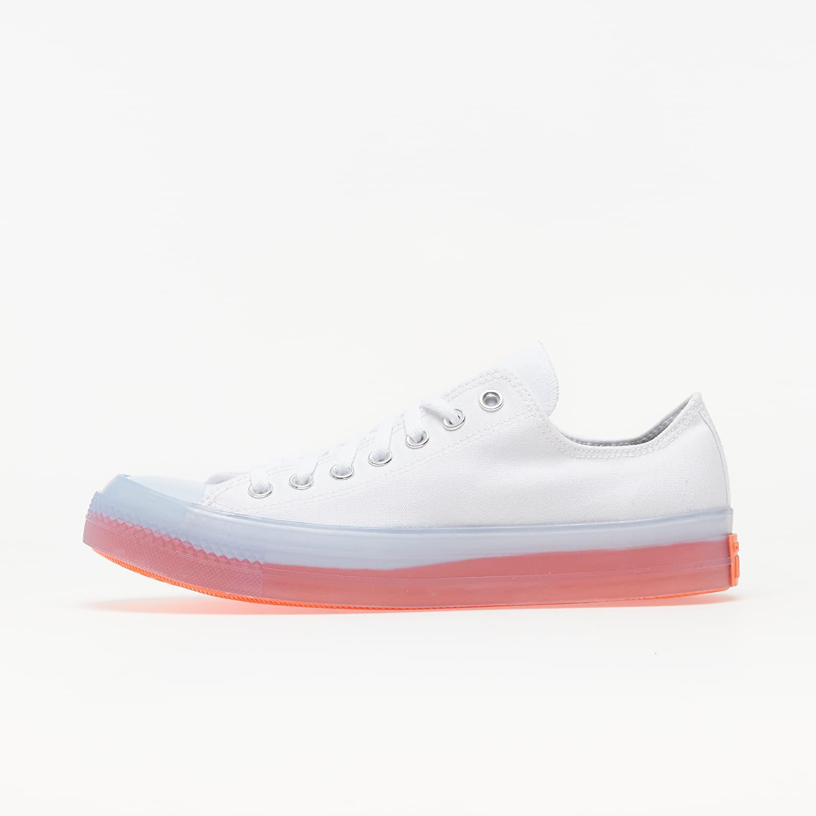 Converse Chuck Taylor All Star CX OX White/ White/ Wild Mango EUR 41.5