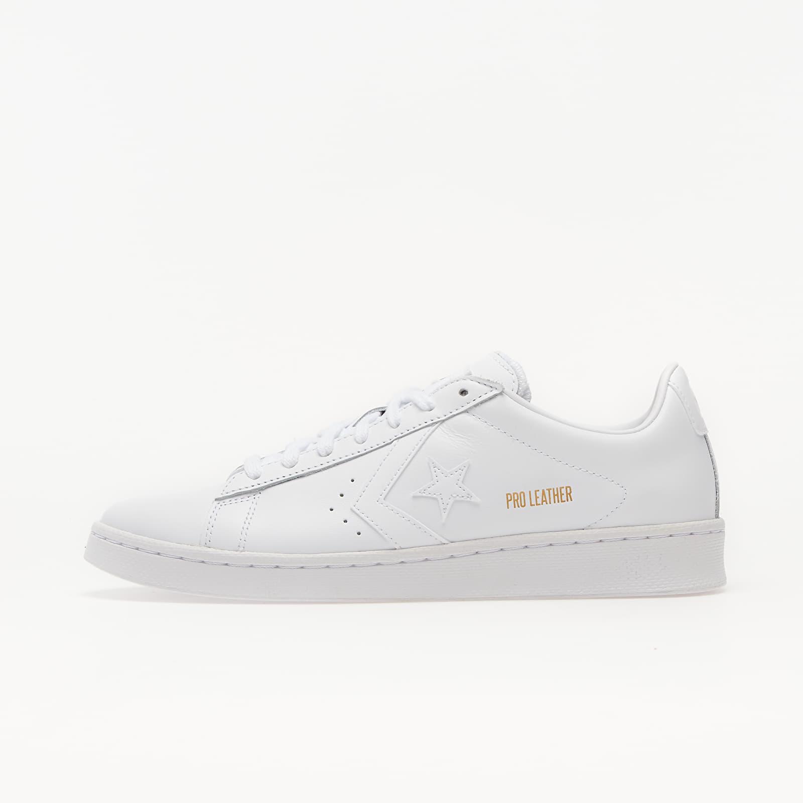Männer Converse Pro Leather OX White