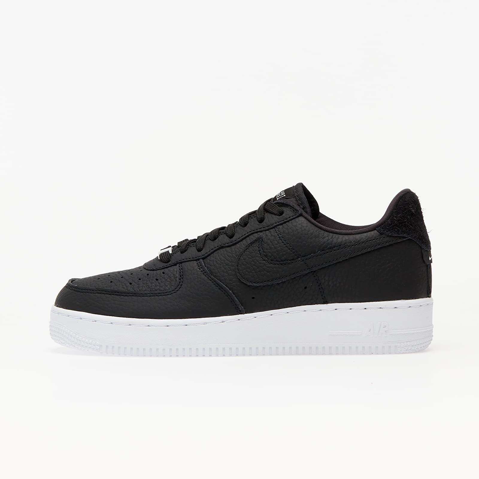 Nike Air Force 1 '07 Craft Black/ Black-White-Vast Grey EUR 42