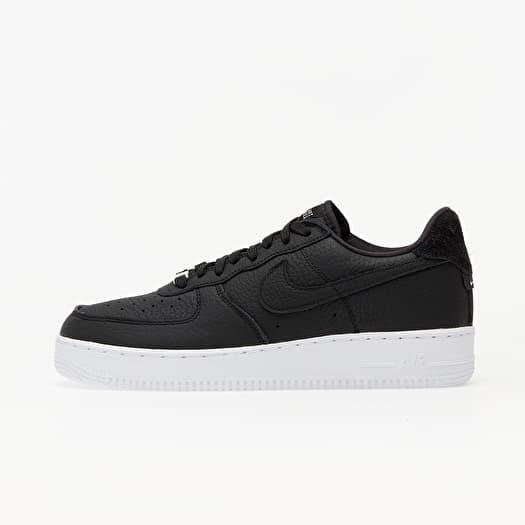 Nike Air Force 1 '07 Craft Black/ Black-White-Vast Grey | Footshop