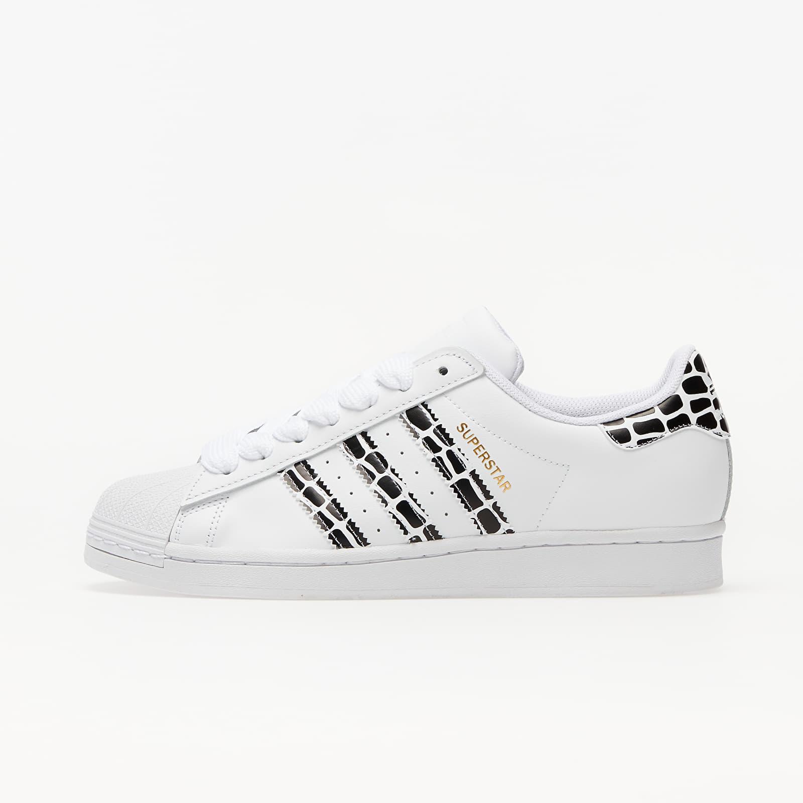 Dámské tenisky a boty adidas Superstar W Ftw White/ Gold Metalic/ Core Black