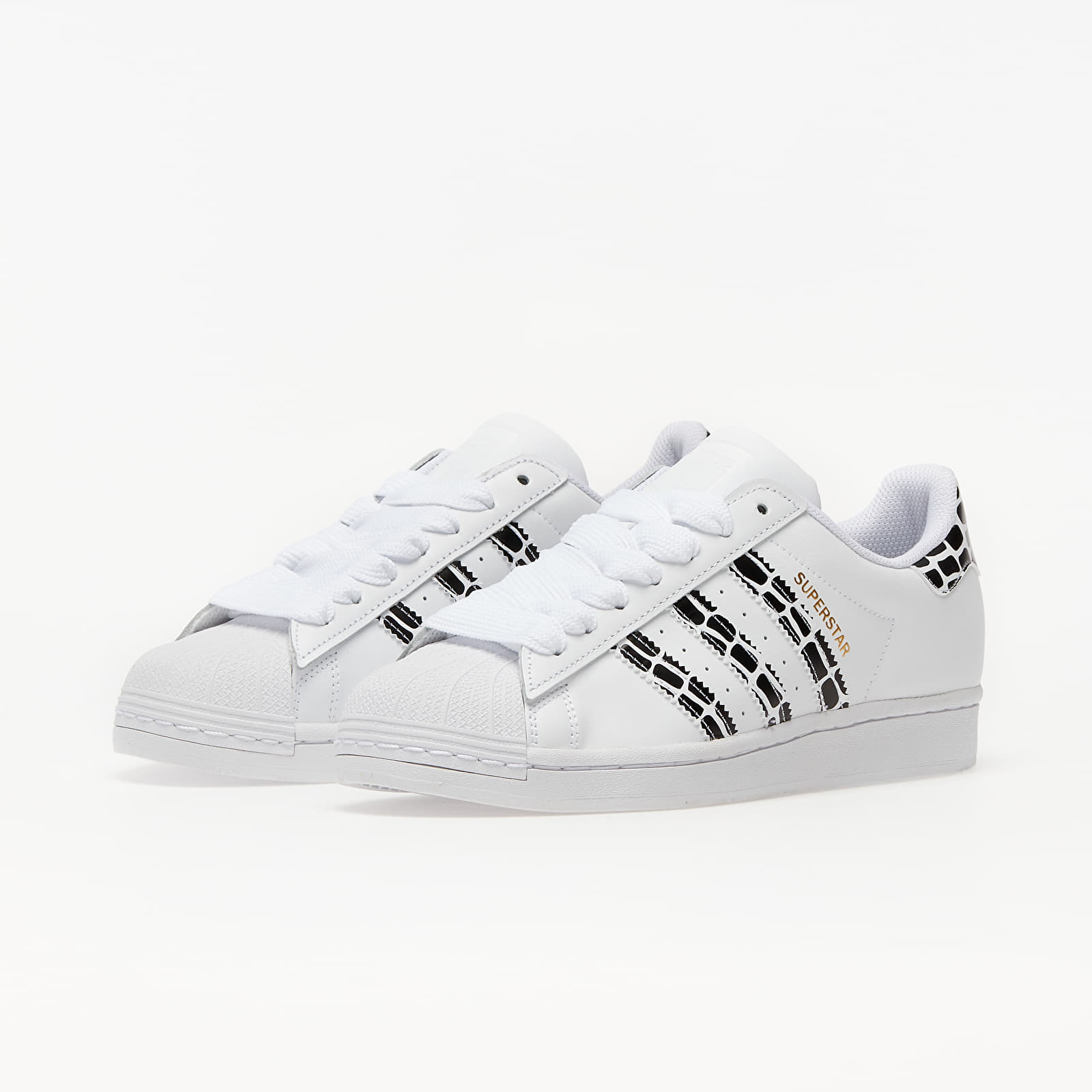 adidas Superstar W Ftw White/ Gold Metalic/ Core Black