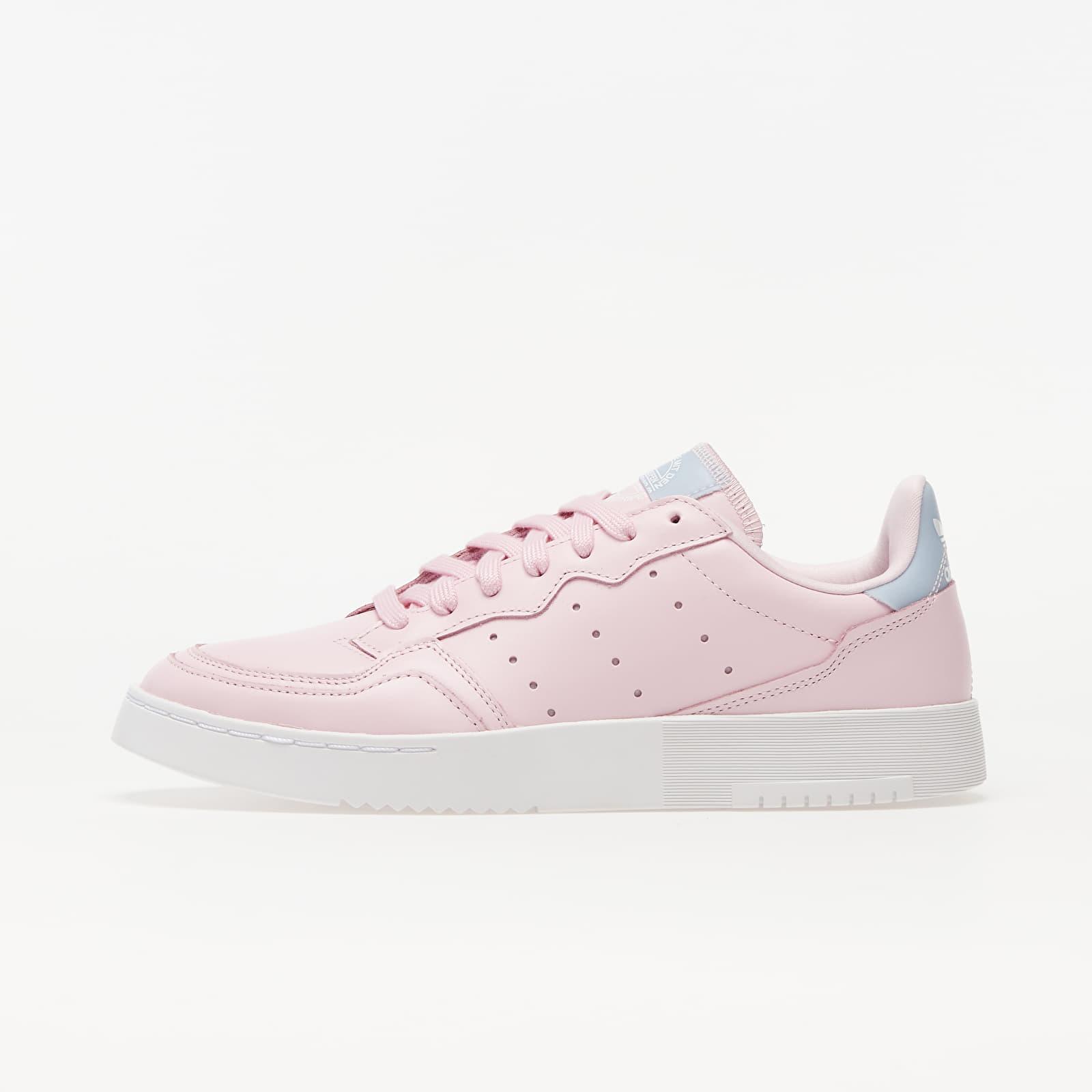 adidas Supercourt W Clear Pink/ Aero Blue/ Ftw White EUR 40 2/3