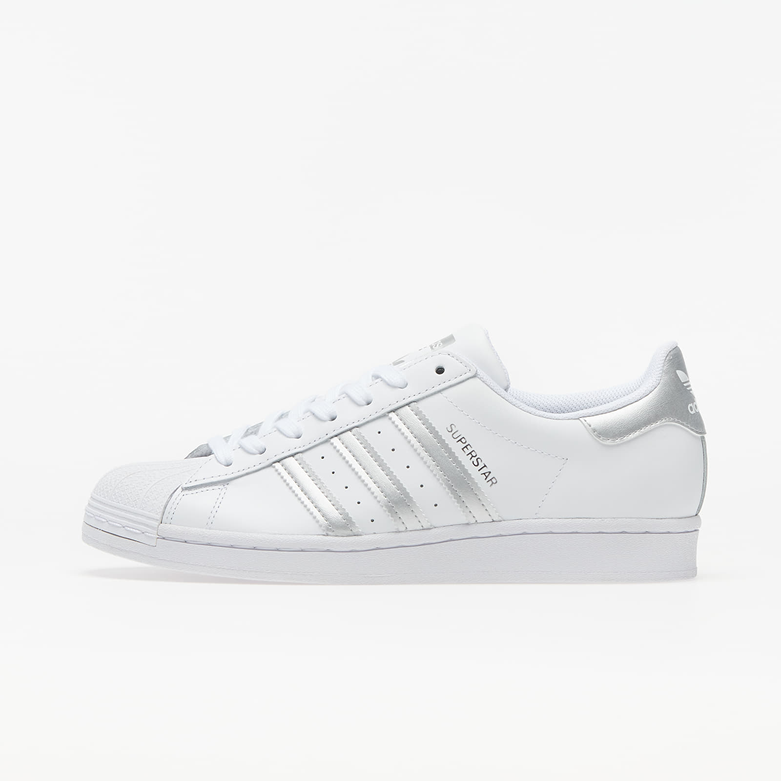 Men's shoes adidas Superstar Ftw White/ Silver Metalic/ Ftw White