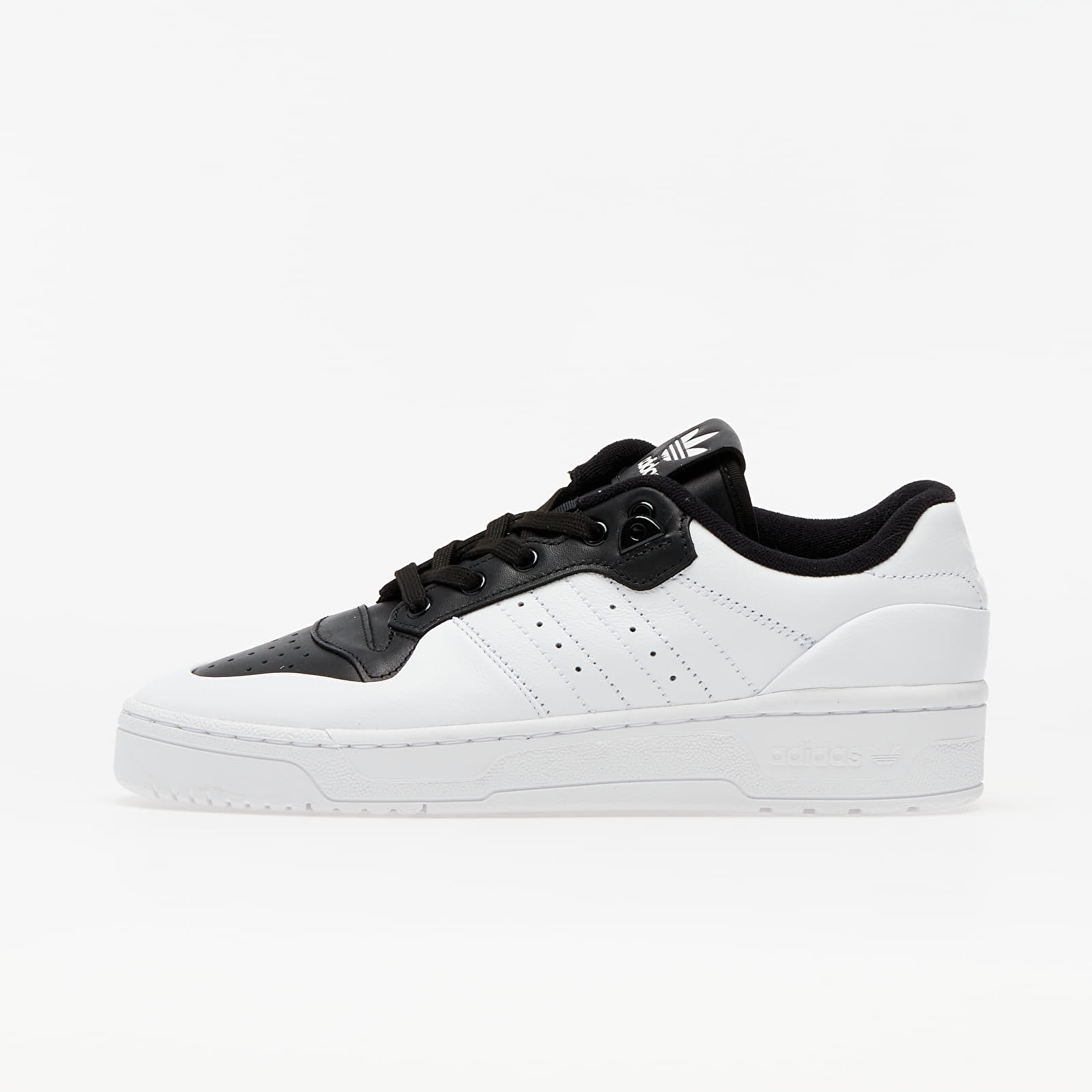 Chaussures et baskets homme adidas Rivalry Low Ftw White/ Core Black/ Ftw White