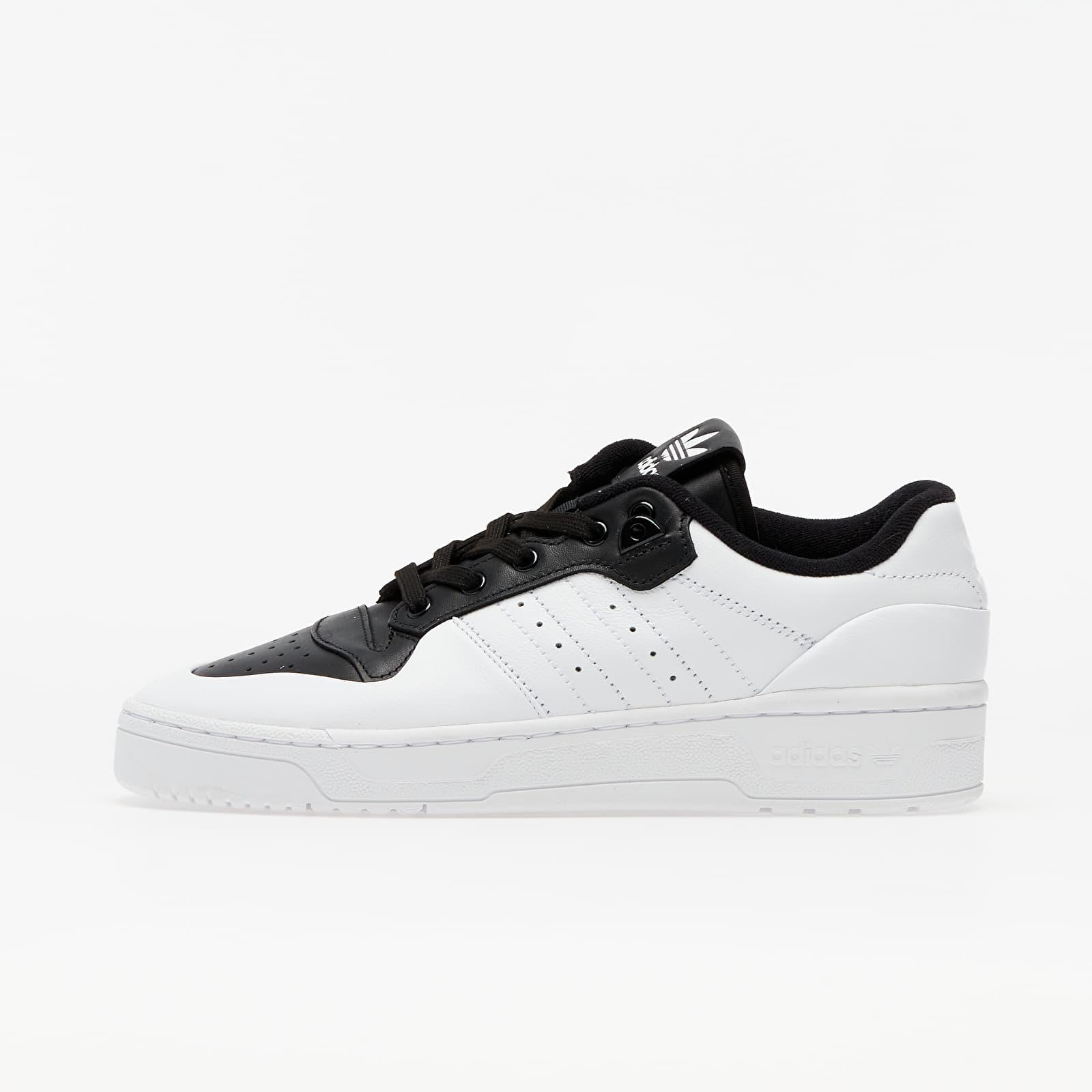 Men's shoes adidas Rivalry Low Ftw White/ Core Black/ Ftw White