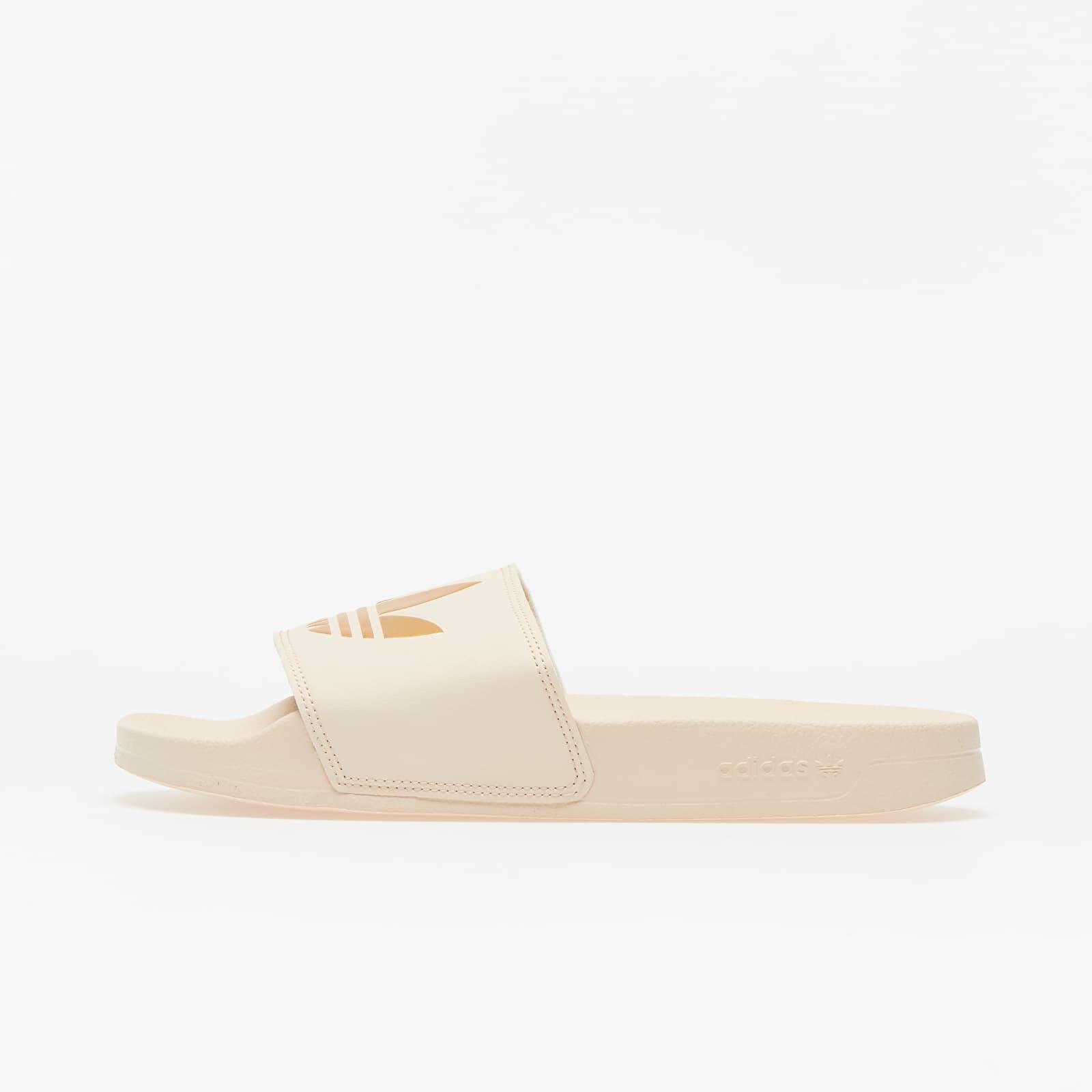Women's shoes adidas Adilette Lite W Linen/ Gold Metalic/ Linen