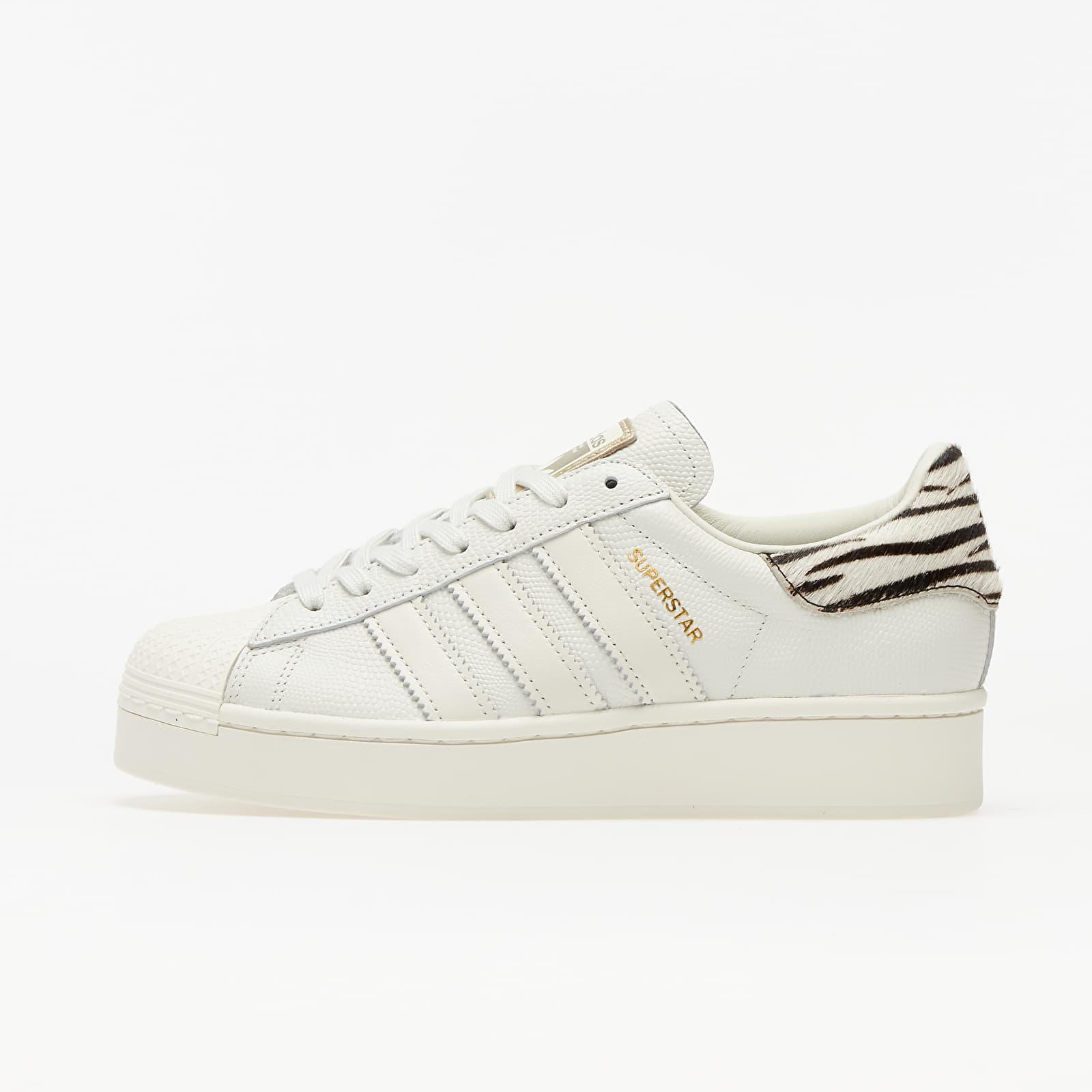 Női cipők adidas Superstar Bold W White Tint/ Off White/ Core Black