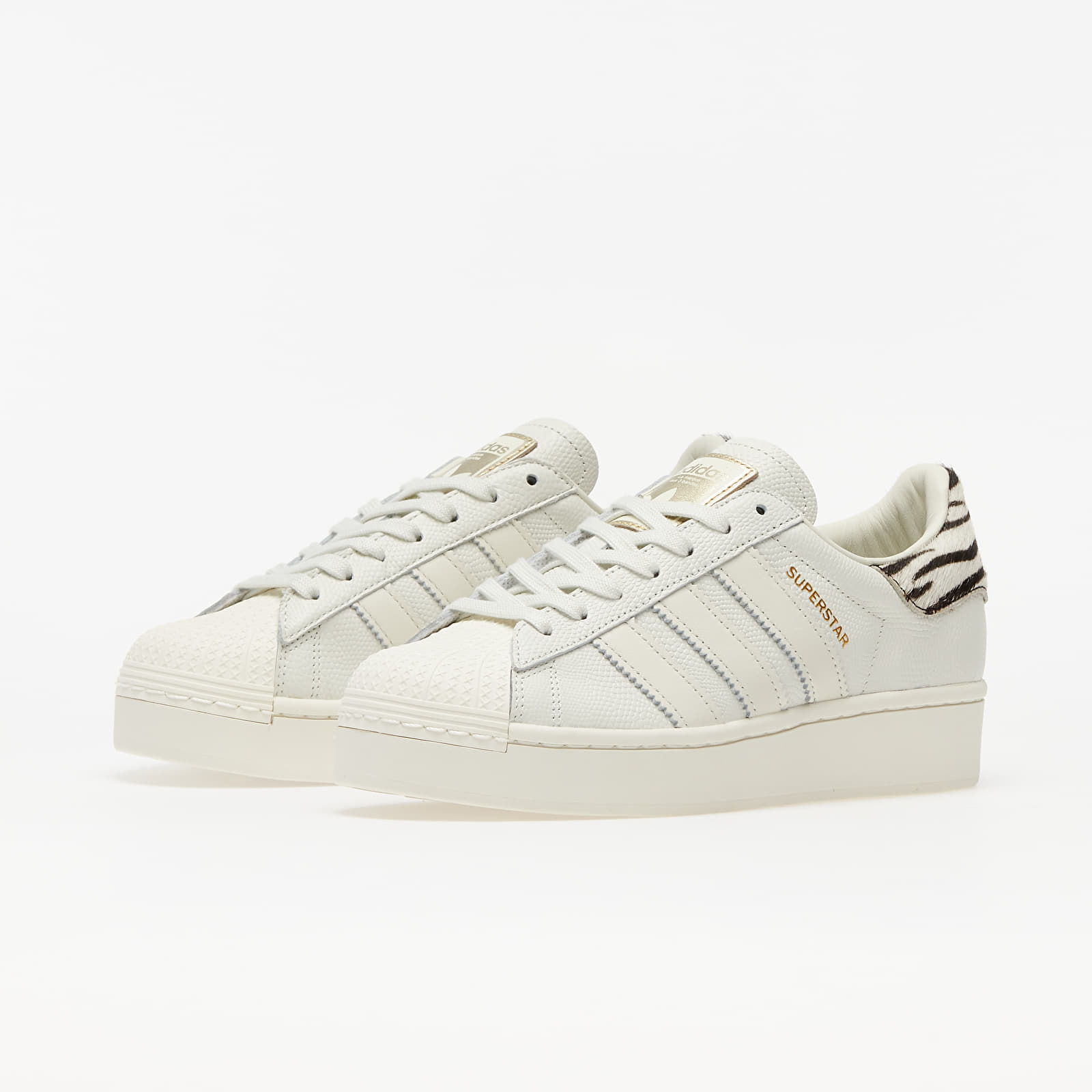 Adidas Superstar Bold W White Tint/ Off White/ Core Black