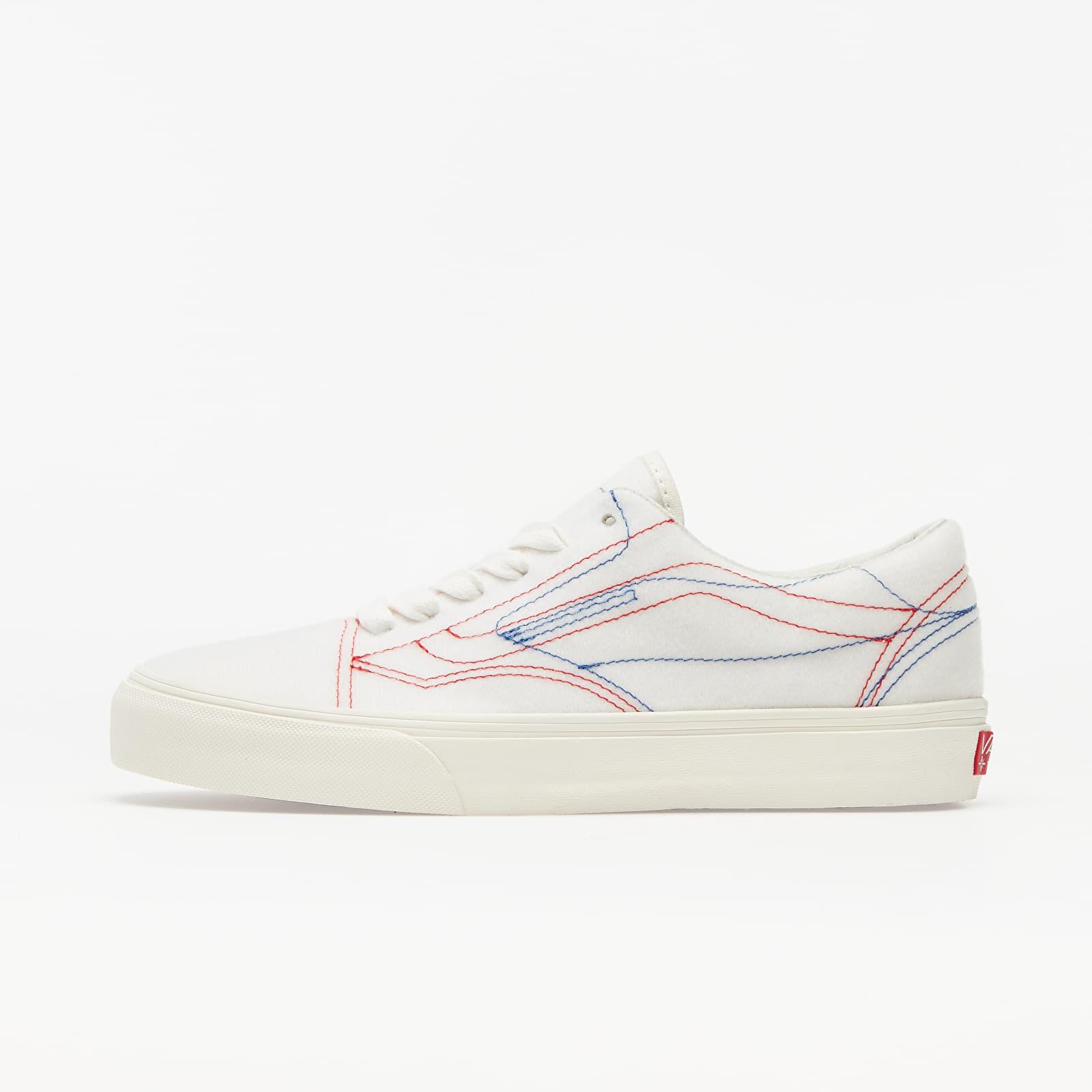 Încălțăminte și sneakerși pentru bărbați Vans x Taka Hayashi Diy Low VLT LX (H&L) Marshmallow/ Multi