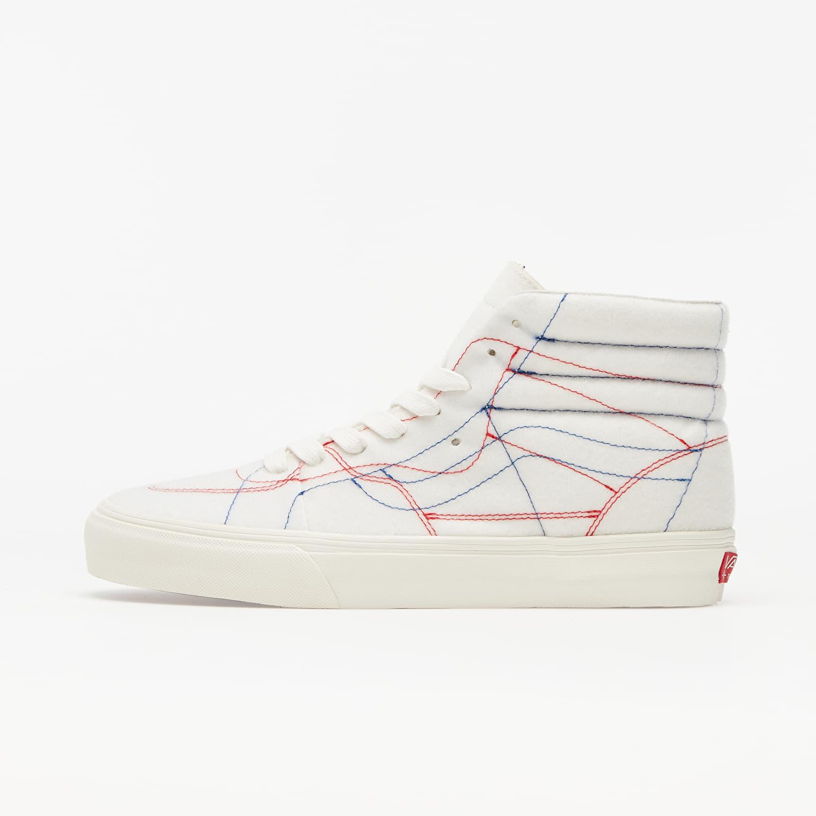 Men's shoes Vans x Taka Hayashi Diy Hi VLT LX (H&L) Marshmallow/ Multi