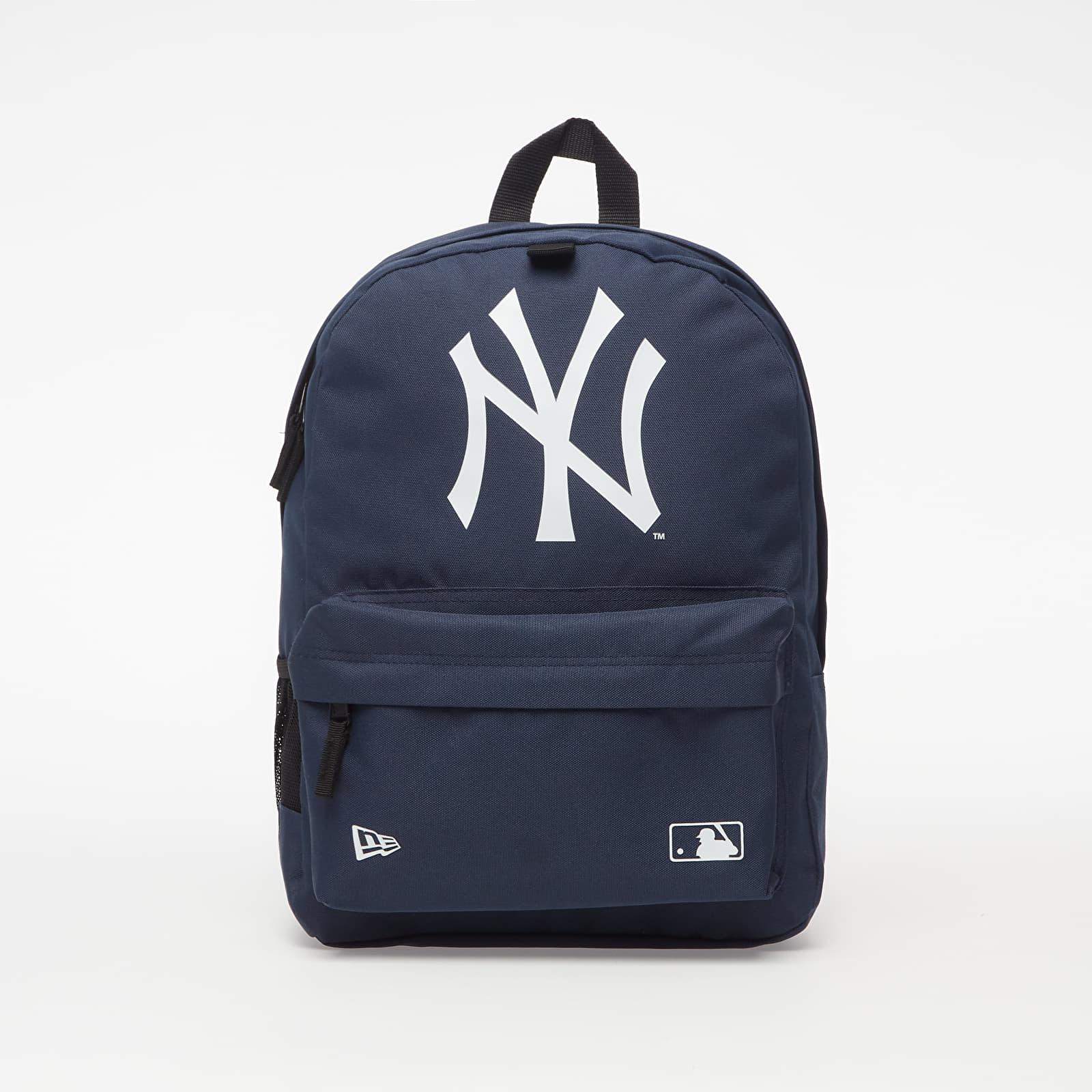 New Era MLB New York Yankees Stadium Backpack Navy 17 litrov