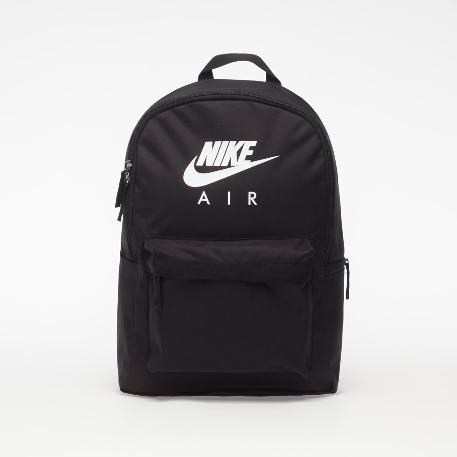 Batohy Nike Air Heritage Backpack 2.0 Black/ Black/ White