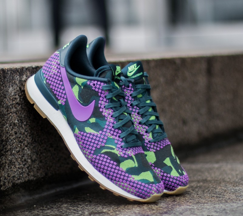 Nike Ghost Green Prm W Purple Jcrd Tealvivid Internationalist fSFqxf