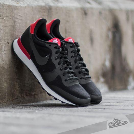 plus récent 4e742 a8087 W Nike Internationalist TP Black/ Black-Chilling Red-White ...