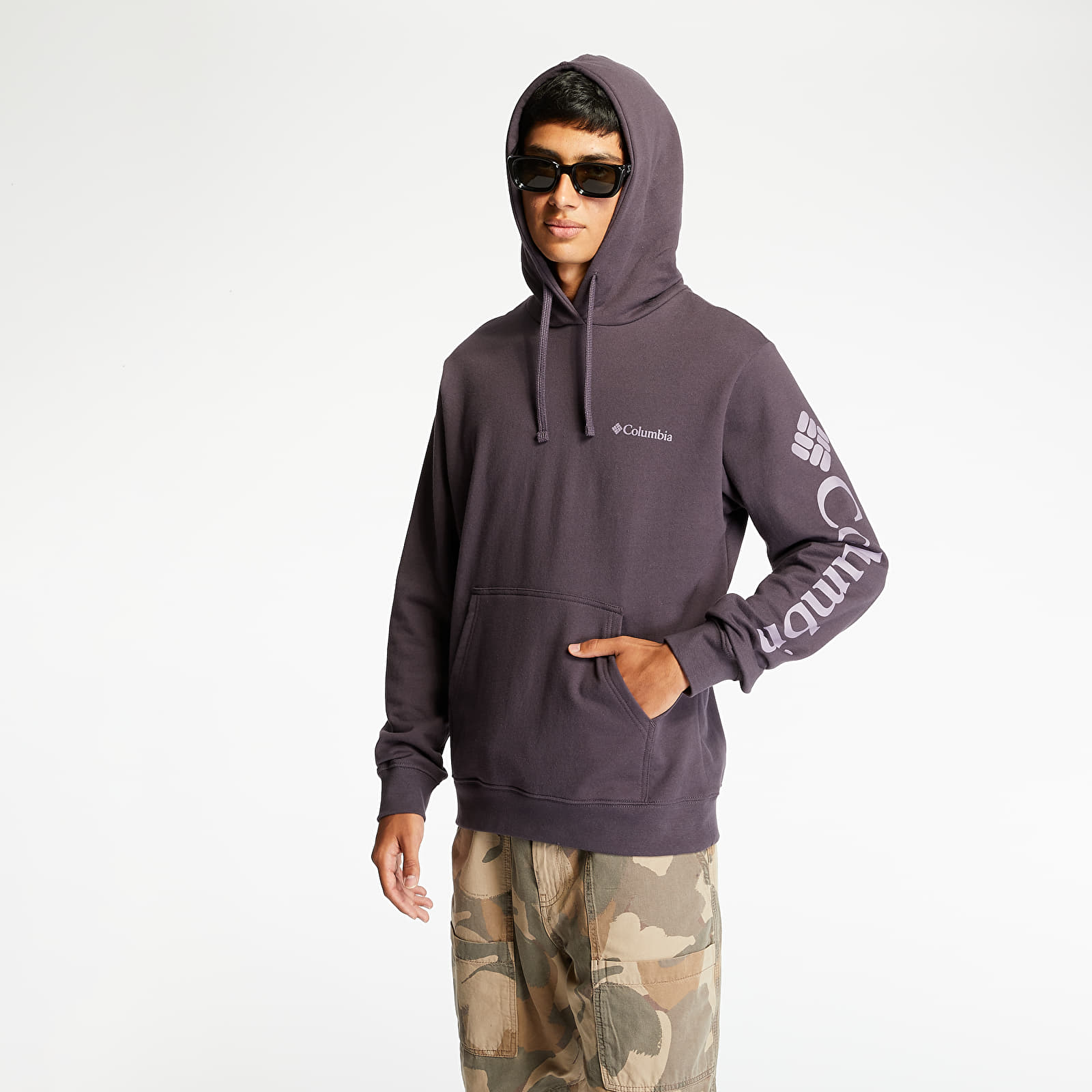 Sweatshirts Columbia Viewmont™ II Sleeve Graphic Hoodie Black