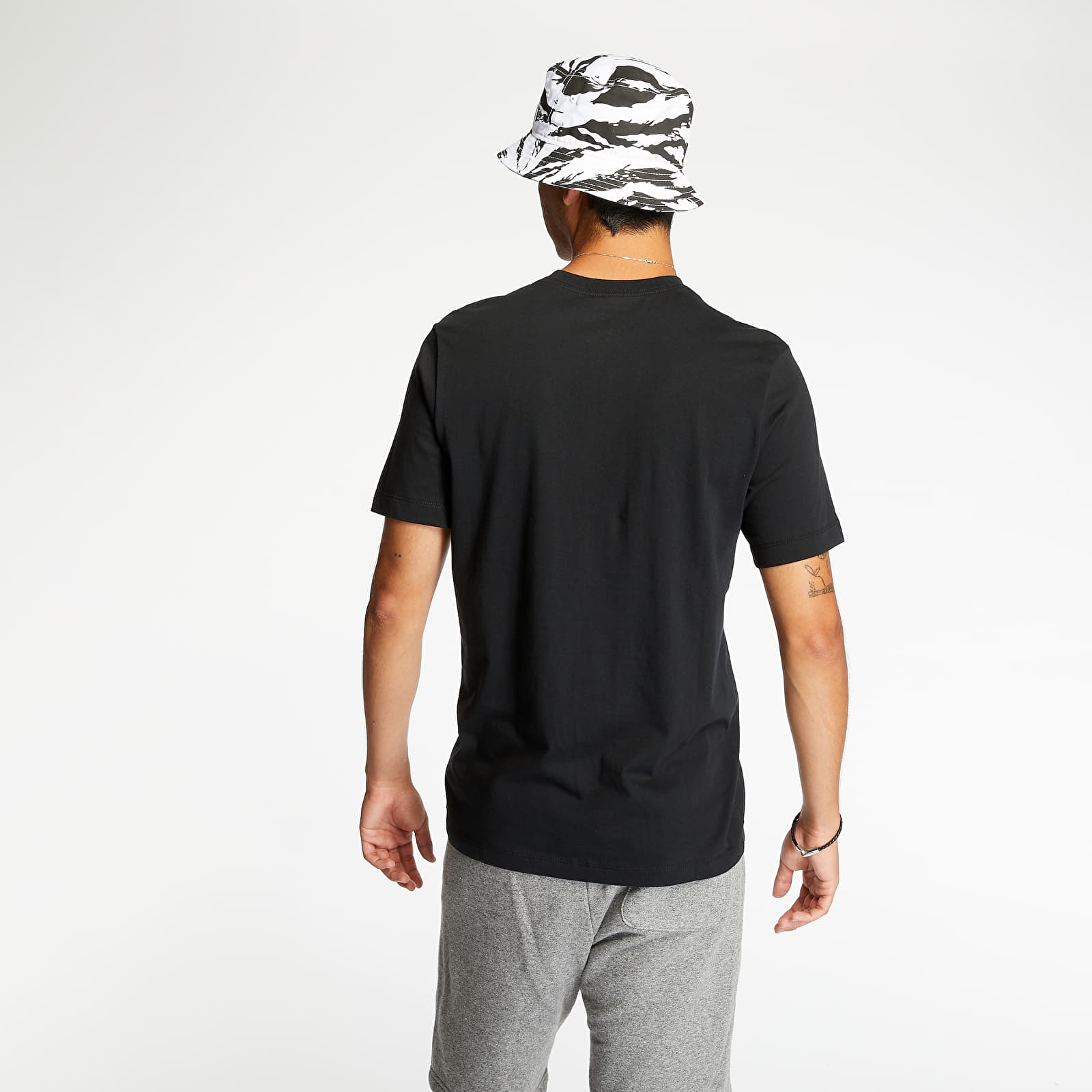 Nike Sportswear Basketball Photo Tee Black