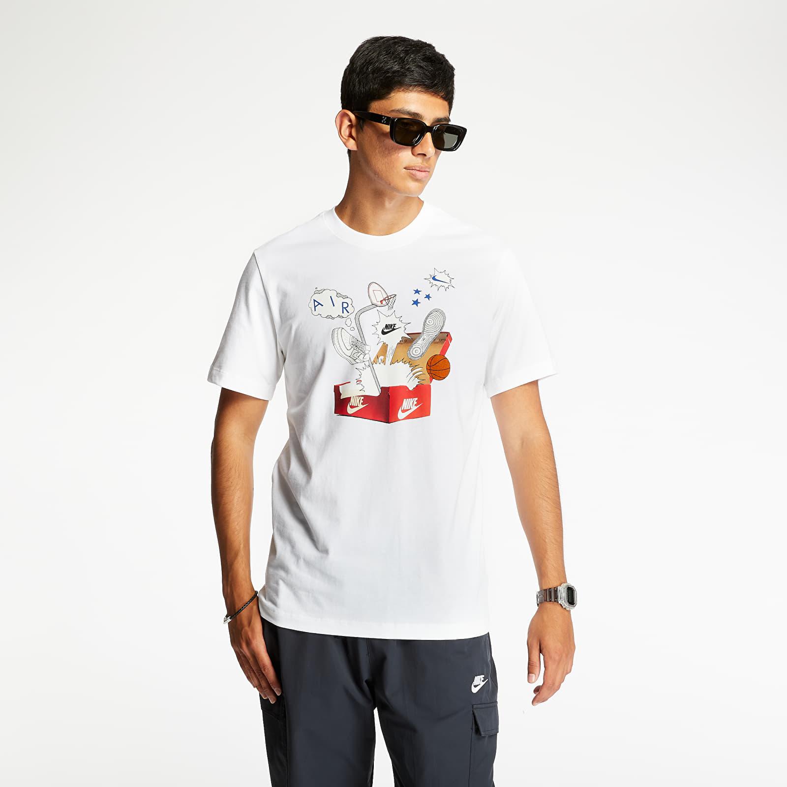 Nike Sportswear Shoebox Photo Tee White