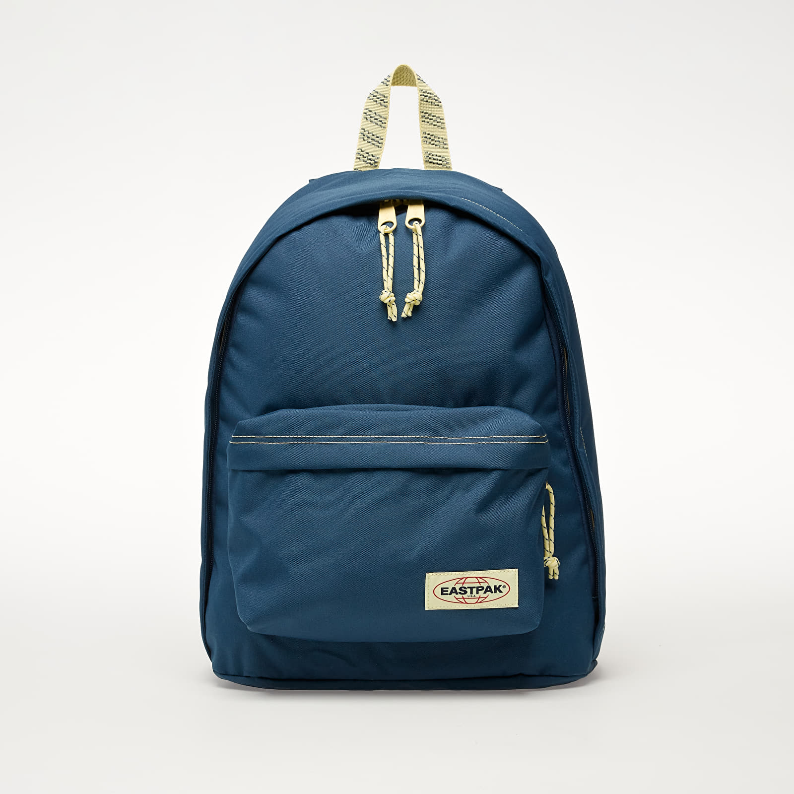 Rucsacuri EASTPAK Out Of Office Backpack Blackoutstripicy