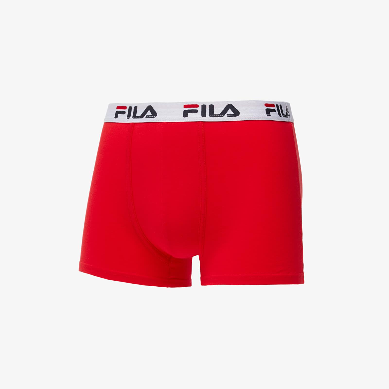 Männerunterwäsche FILA Boxers Red