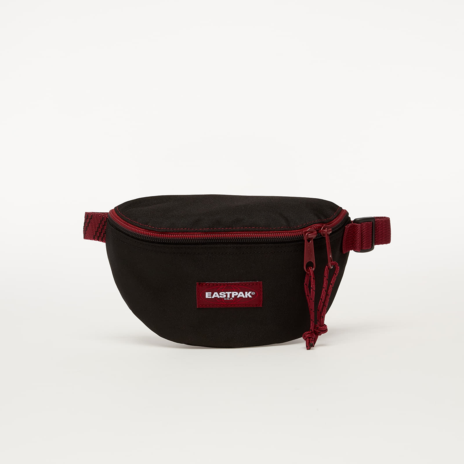 Waist bags EASTPAK Springer Waistbag Blakout Stripe Red