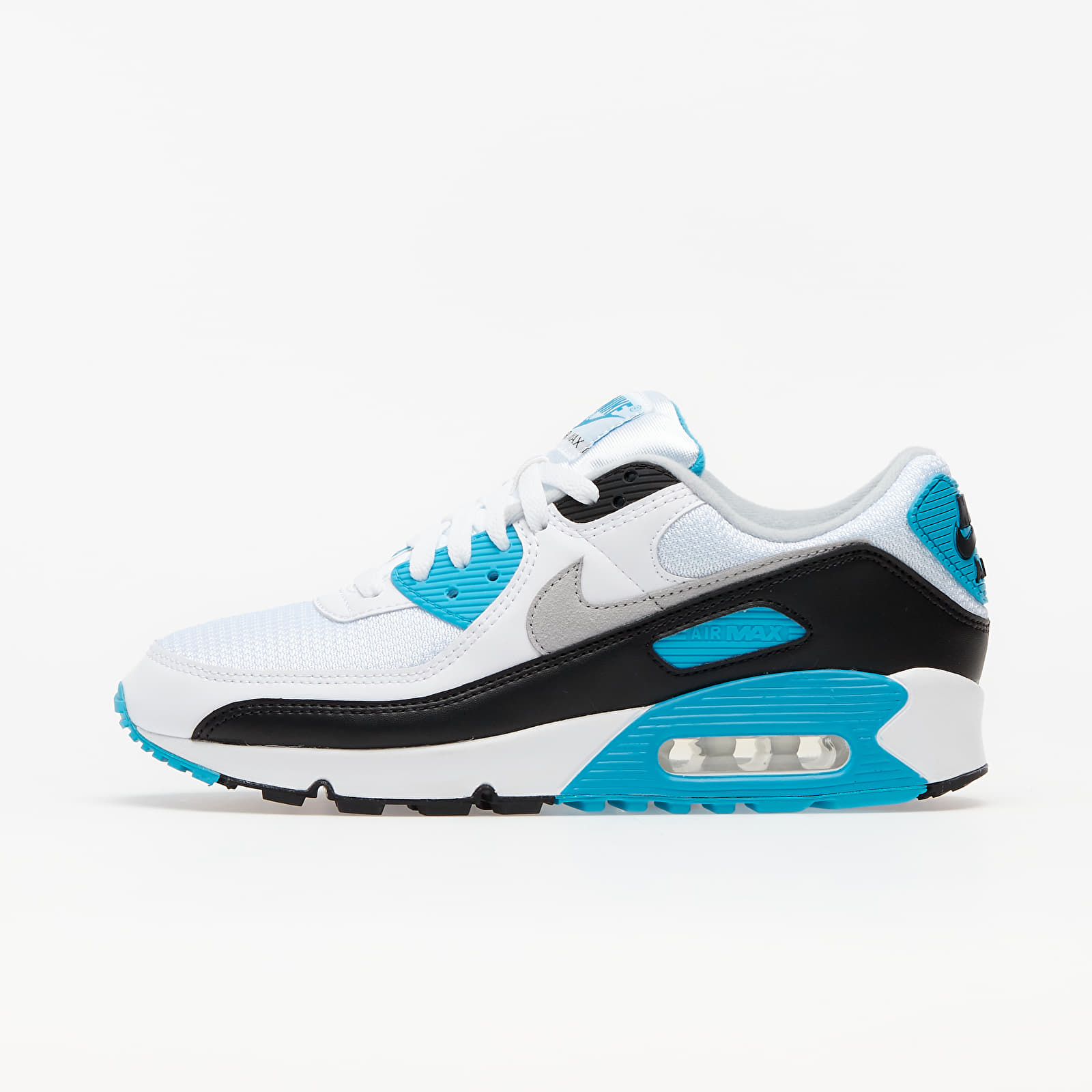 Men's shoes Nike Air Max III White/ Black-Grey Fog-Laser Blue