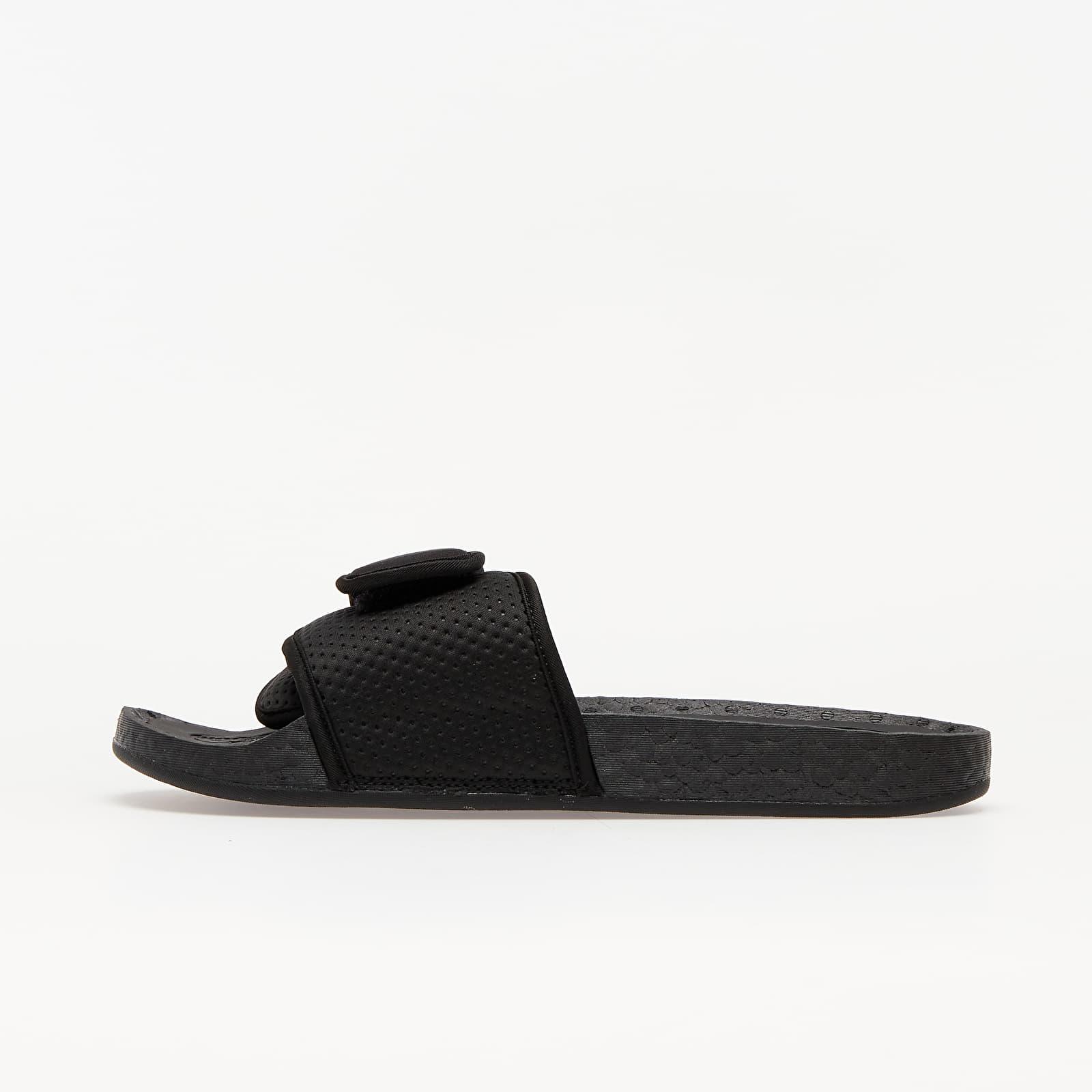 adidas x Pharrell Williams Chancletas HU Core Black/ Core Black/ Core Black