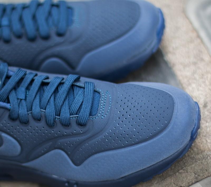 Nike Air Max 1 Ultra Moire Midnight Navy Midnight Navy Black | Footshop