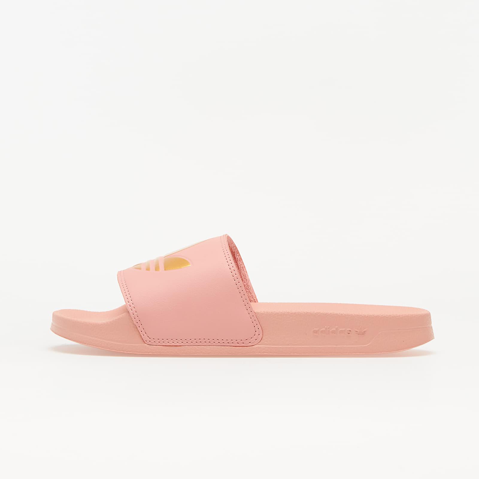 Frauen adidas Adilette Lite W Trace Pink/ Gold Metalic/ Trace Pink
