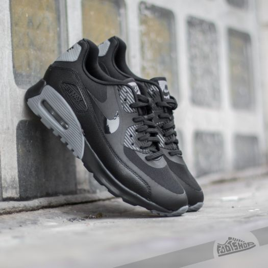 Nike W Air Max 90 Ultra Essential Black Black-Cool Grey-Pure Platinum  c59f5622f