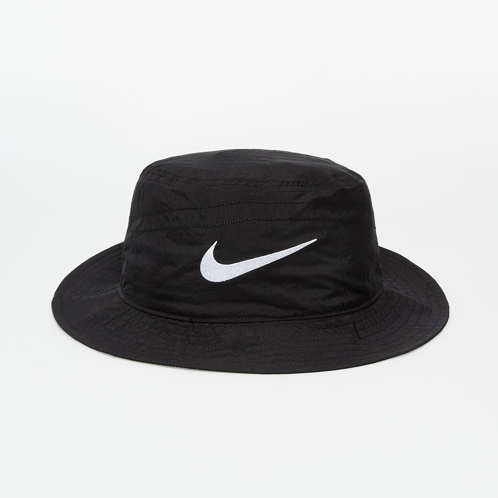 Nike x Stüssy Bucket Hat Black/ White