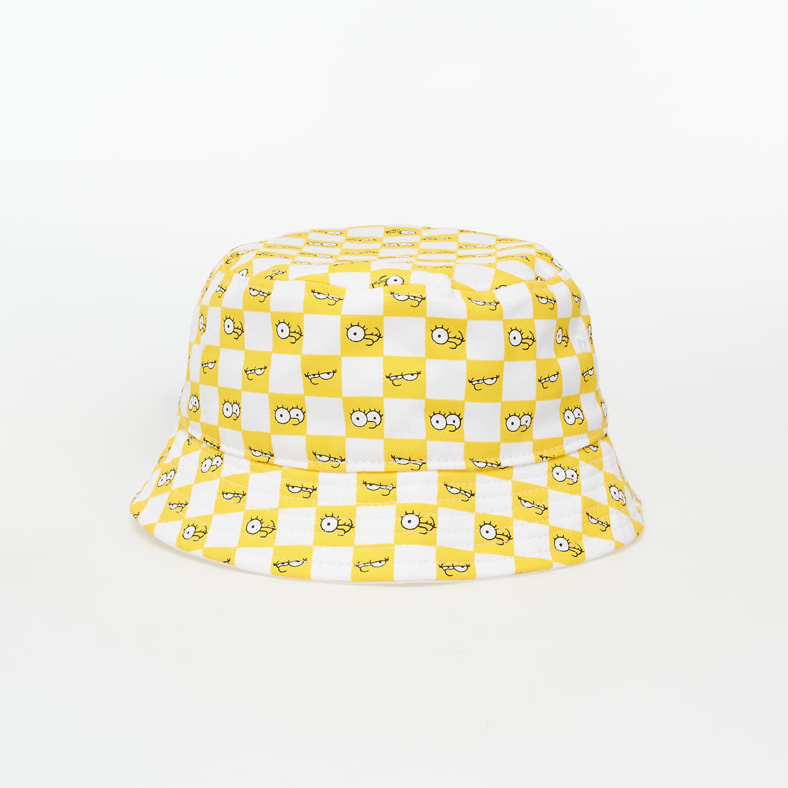 Vans x The Simpsons Bucket Hat Yellow, Black