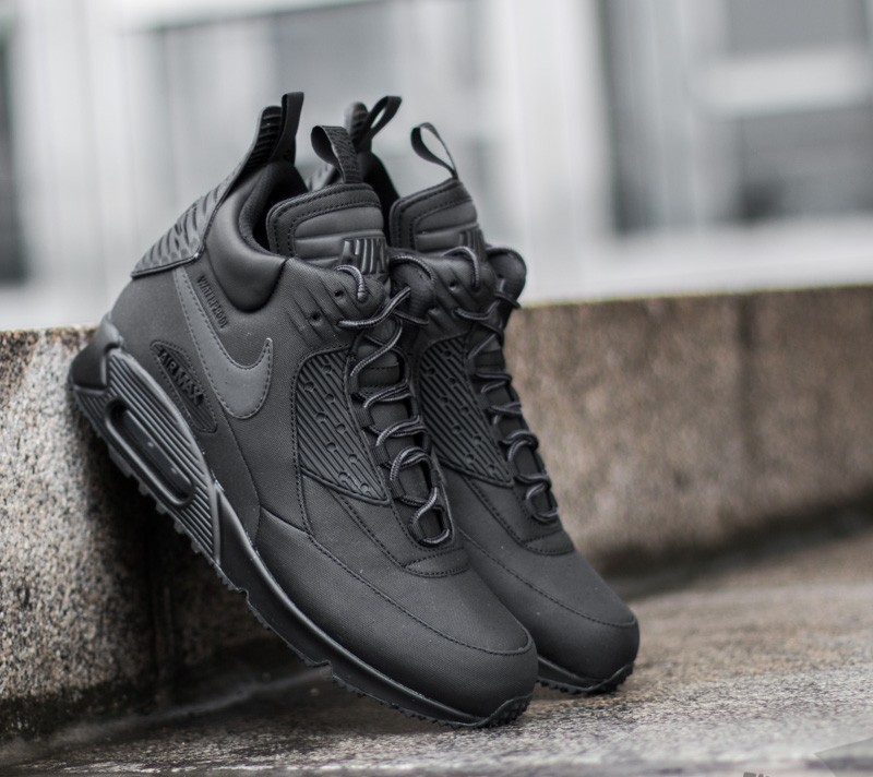 ... Nike Air Max 90 Sneakerboot Winter  Nike Air Max 90 Sneakerboot Color  Black ... 2132b1e76
