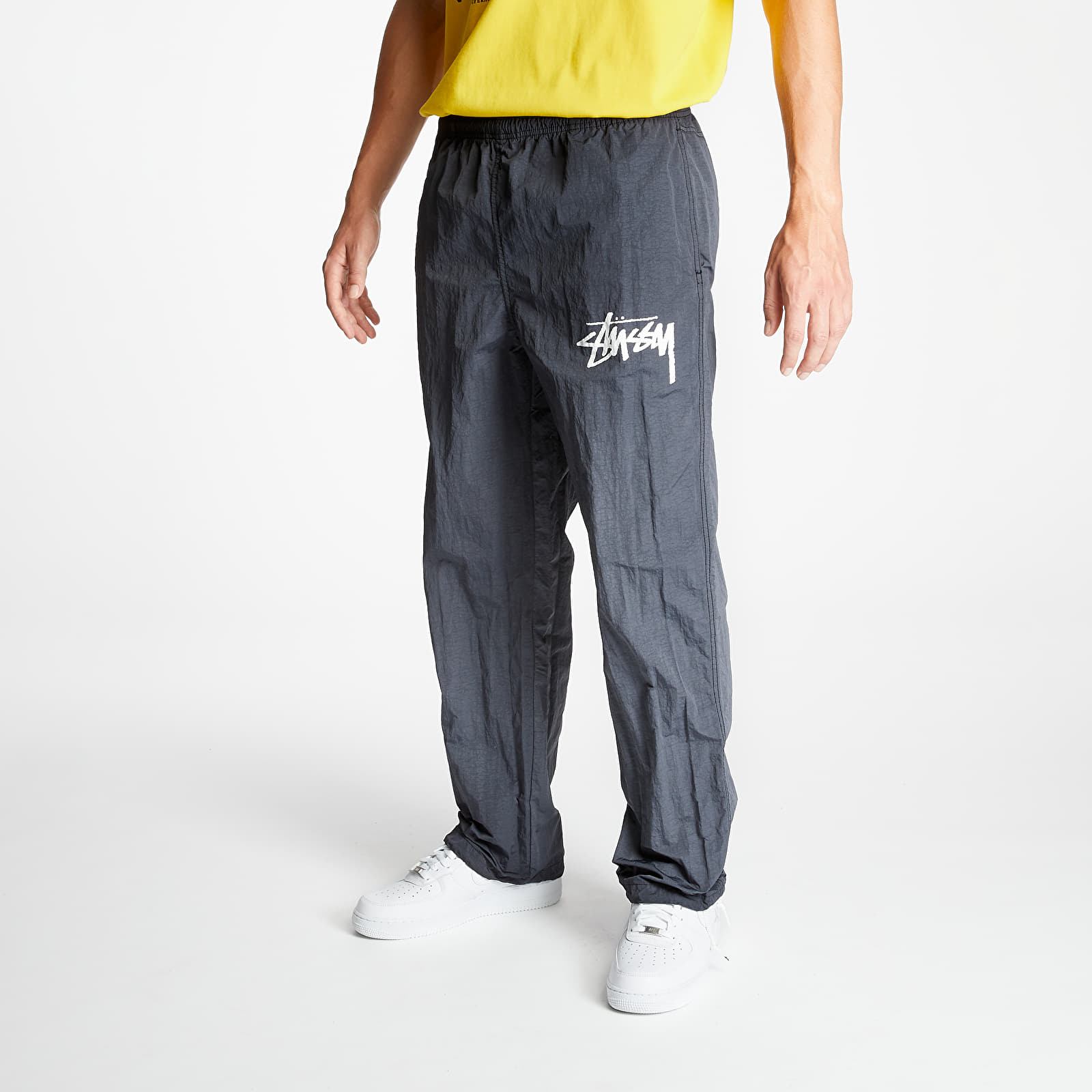 Hosen und Jeans Nike x Stüssy Beach Pants Off Noir