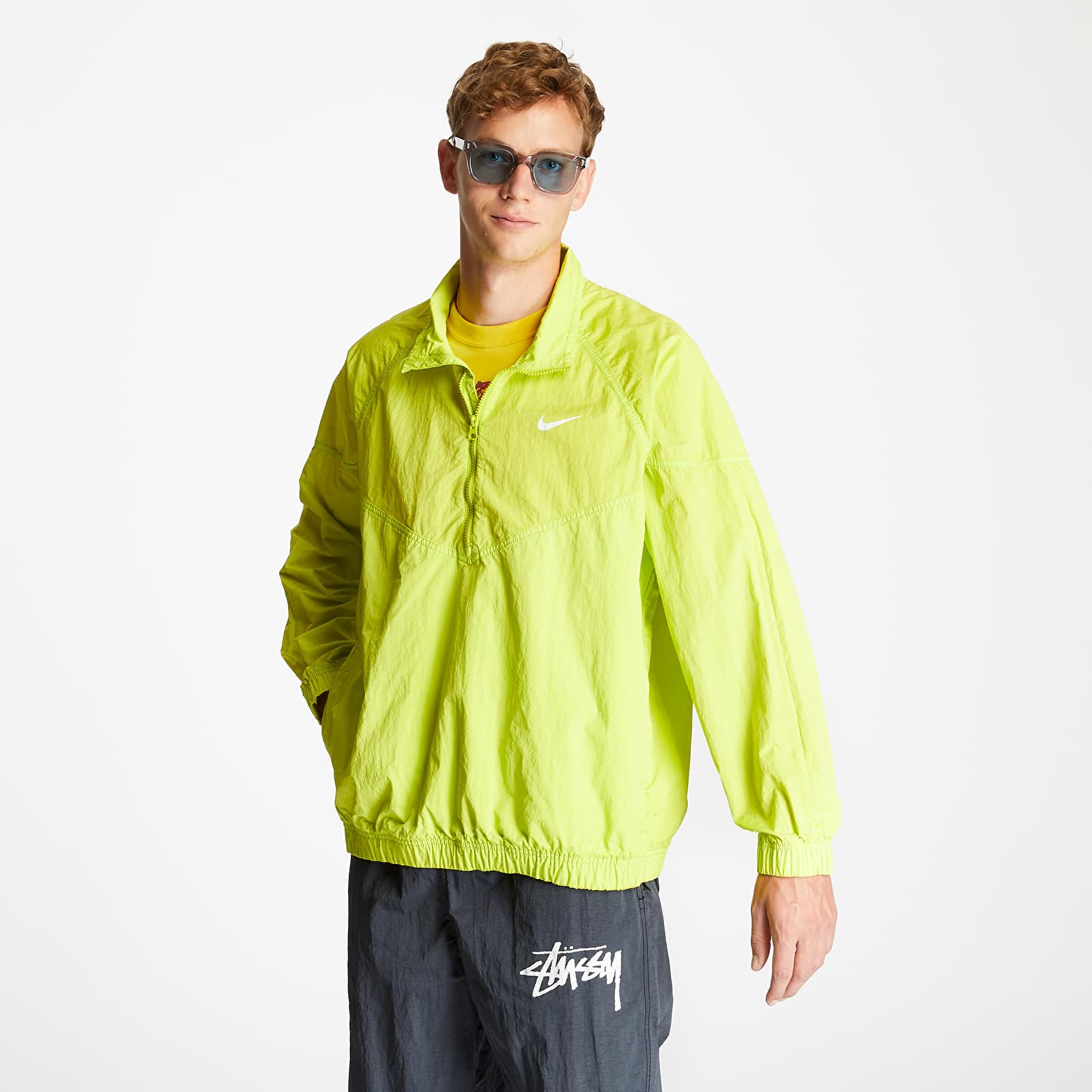 Jacken Nike x Stüssy NRG BR Windrunner Jacket Bright Cactus