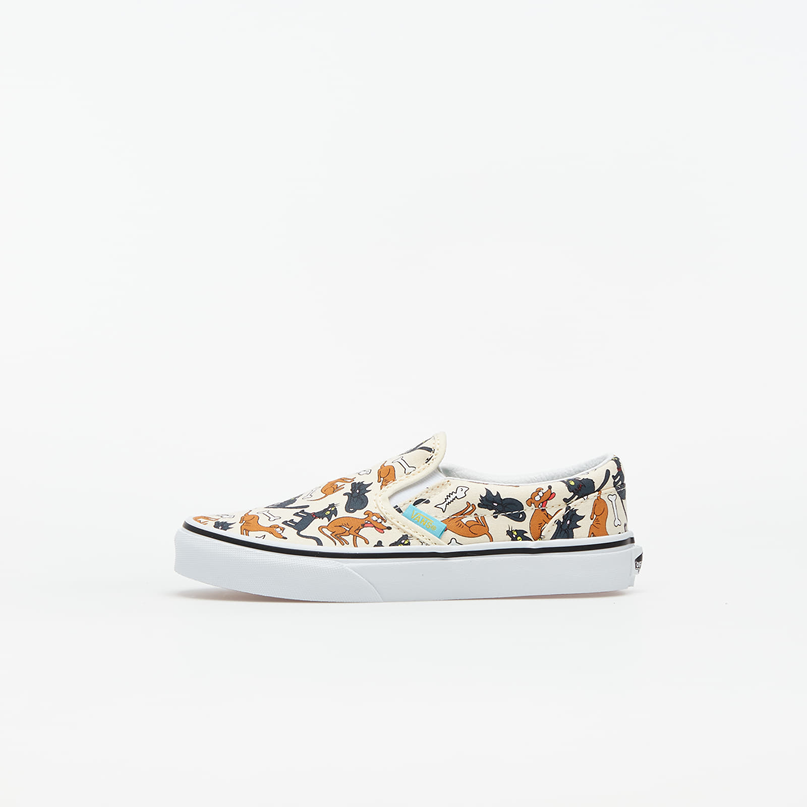 Chaussures et baskets enfants Vans Classic Slip-On (The Simpsons) Family Pets