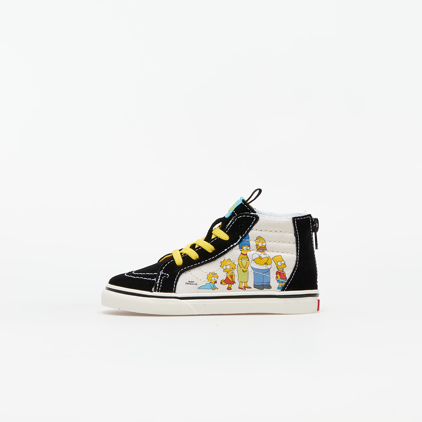 Gyerek Vans Sk8-Hi Zip (The Simpsons) 1987-2020